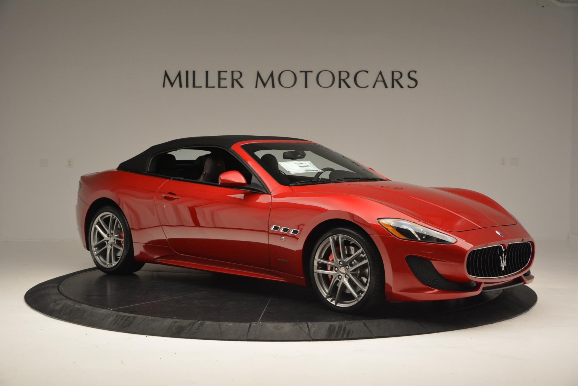 New 2017 Maserati GranTurismo Cab Sport For Sale In Greenwich, CT. Alfa Romeo of Greenwich, M1639 152_p17