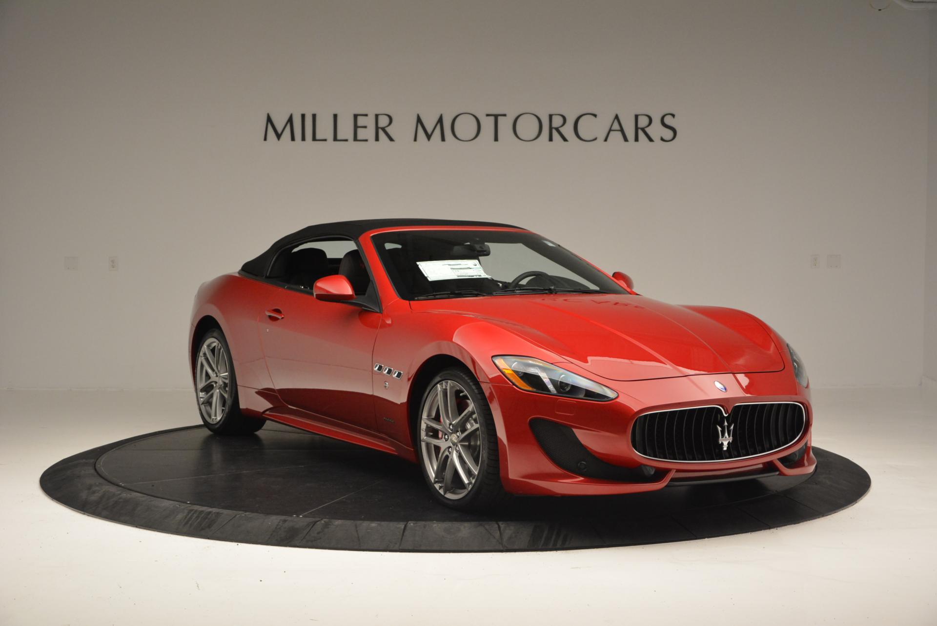 New 2017 Maserati GranTurismo Cab Sport For Sale In Greenwich, CT. Alfa Romeo of Greenwich, M1639 152_p18