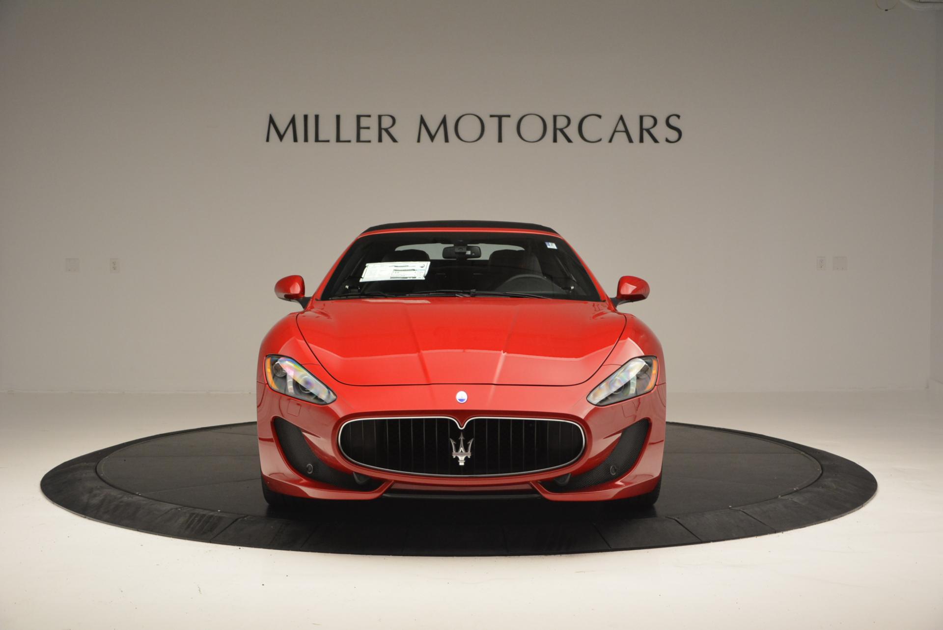 New 2017 Maserati GranTurismo Cab Sport For Sale In Greenwich, CT. Alfa Romeo of Greenwich, M1639 152_p19