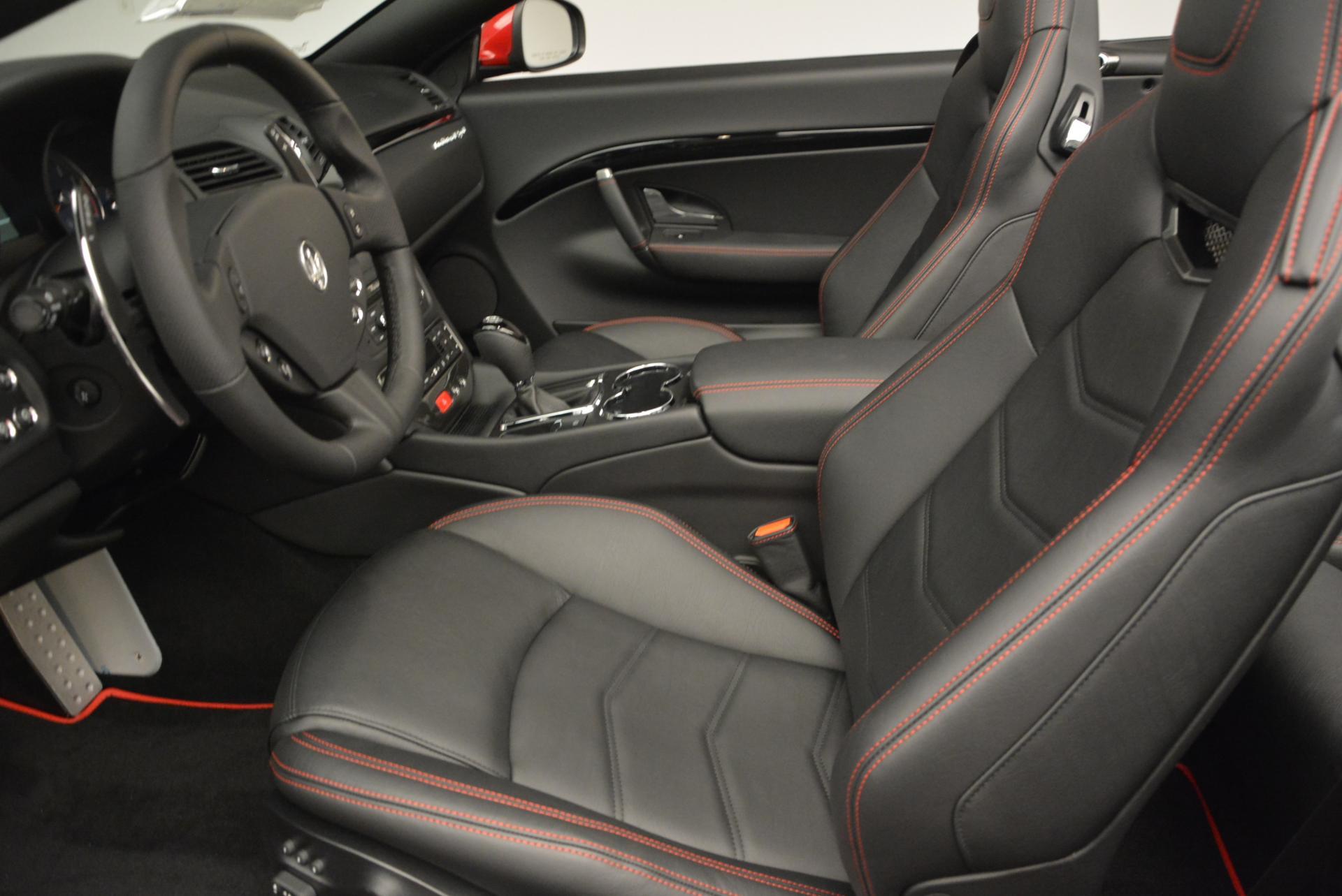 New 2017 Maserati GranTurismo Cab Sport For Sale In Greenwich, CT. Alfa Romeo of Greenwich, M1639 152_p21