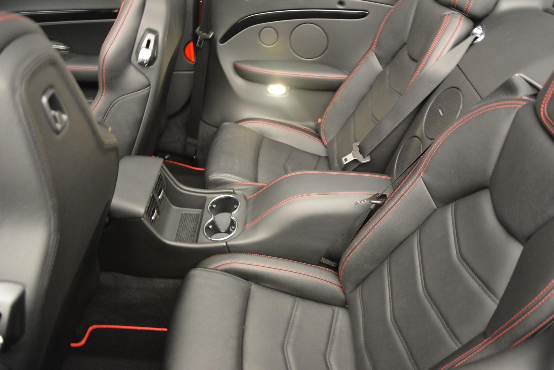 New 2017 Maserati GranTurismo Cab Sport For Sale In Greenwich, CT. Alfa Romeo of Greenwich, M1639 152_p24