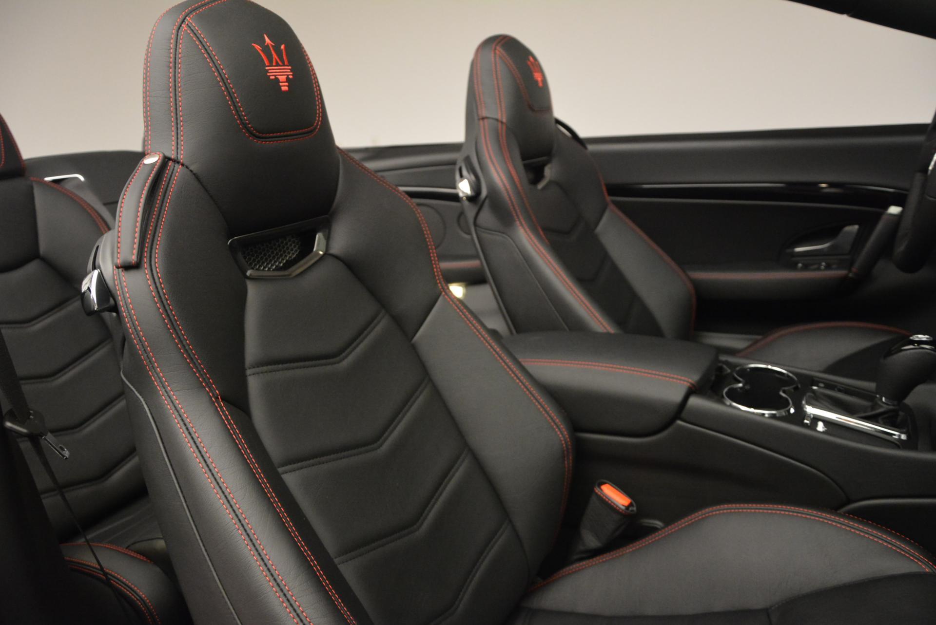 New 2017 Maserati GranTurismo Cab Sport For Sale In Greenwich, CT. Alfa Romeo of Greenwich, M1639 152_p27