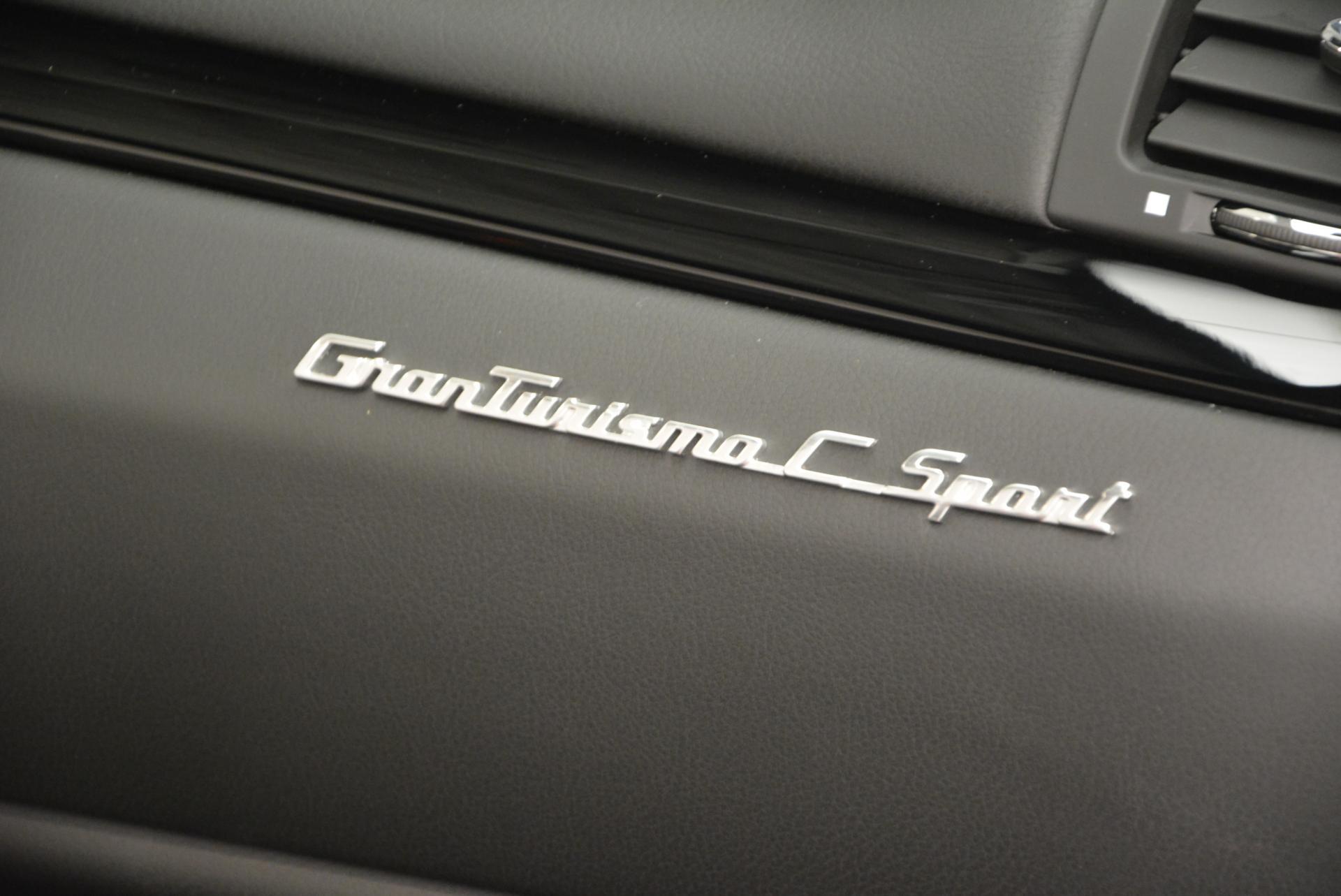 New 2017 Maserati GranTurismo Cab Sport For Sale In Greenwich, CT. Alfa Romeo of Greenwich, M1639 152_p29