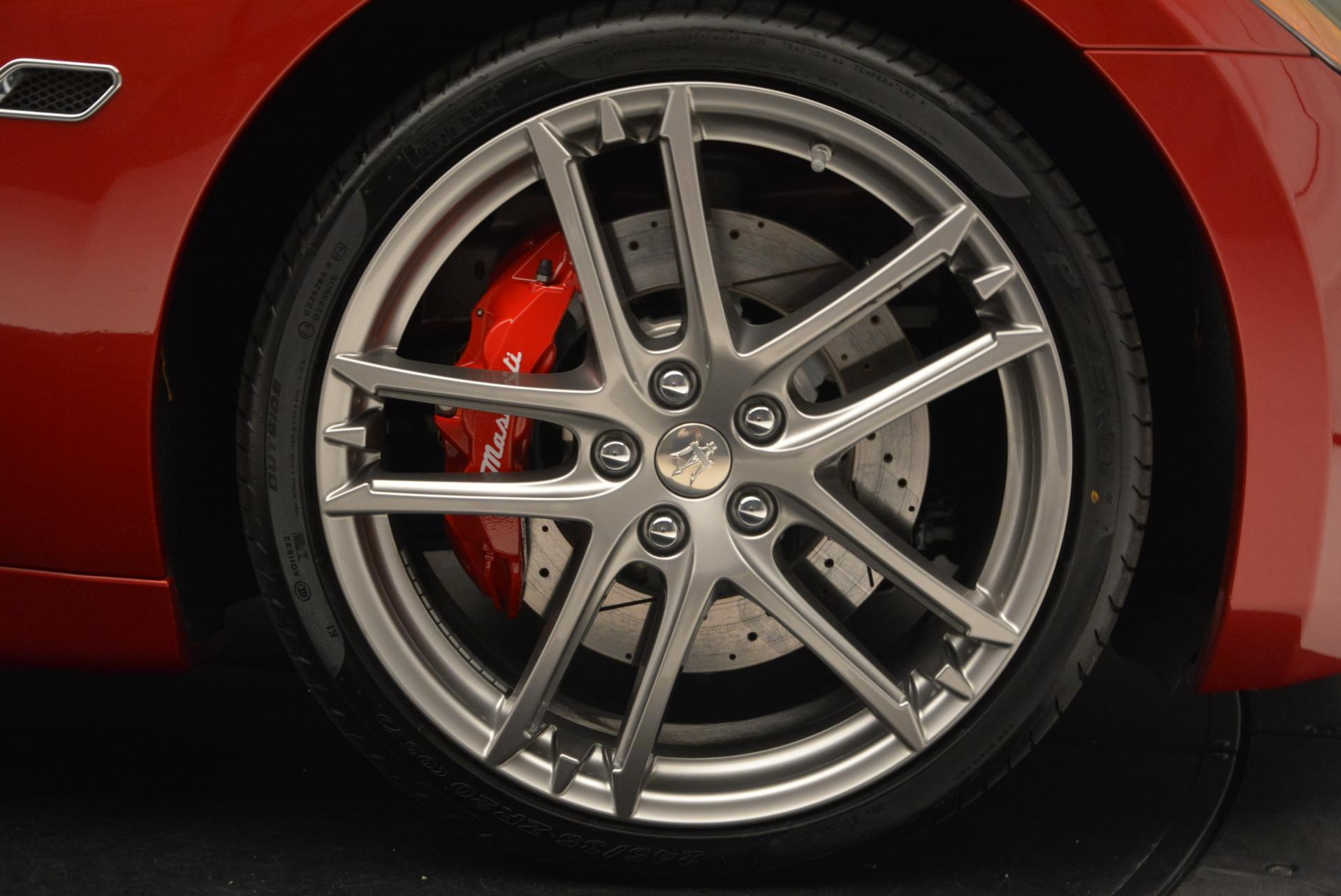 New 2017 Maserati GranTurismo Cab Sport For Sale In Greenwich, CT. Alfa Romeo of Greenwich, M1639 152_p31