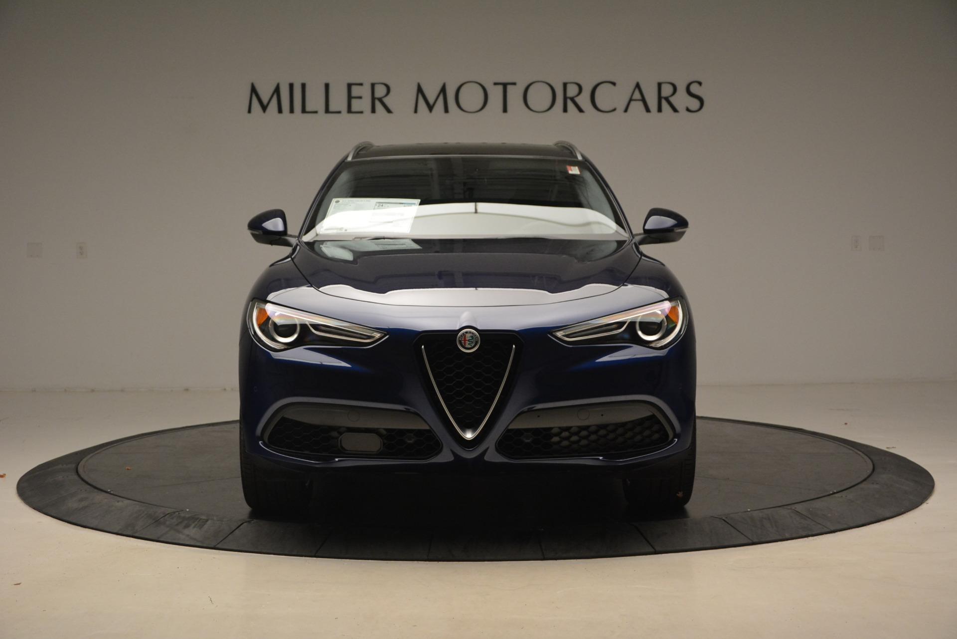New 2018 Alfa Romeo Stelvio Ti Q4 For Sale In Greenwich, CT. Alfa Romeo of Greenwich, L223 1520_p12