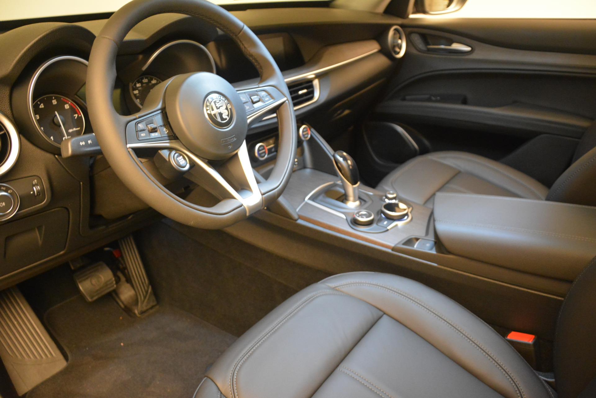 New 2018 Alfa Romeo Stelvio Ti Q4 For Sale In Greenwich, CT. Alfa Romeo of Greenwich, L223 1520_p13