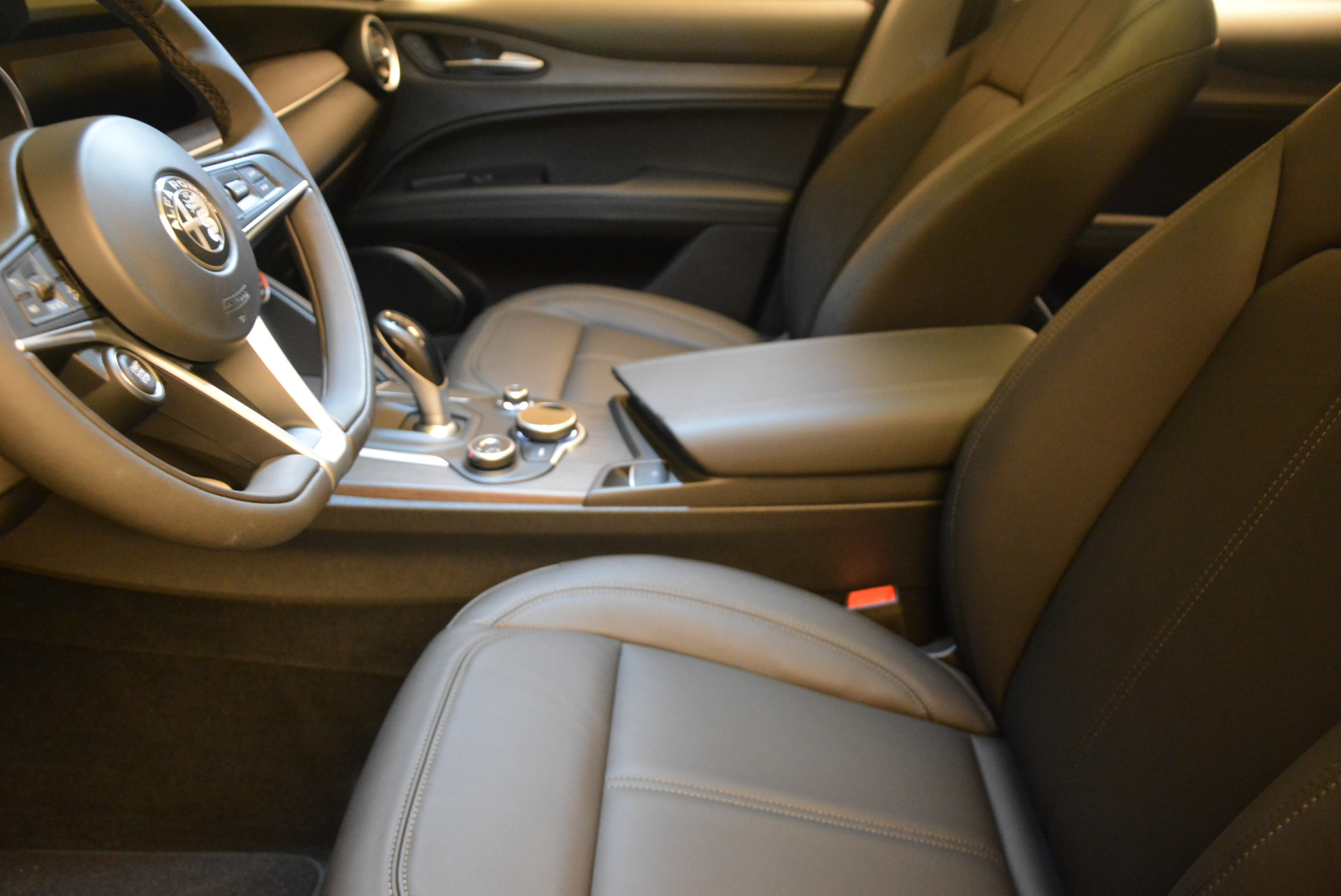 New 2018 Alfa Romeo Stelvio Ti Q4 For Sale In Greenwich, CT. Alfa Romeo of Greenwich, L223 1520_p14