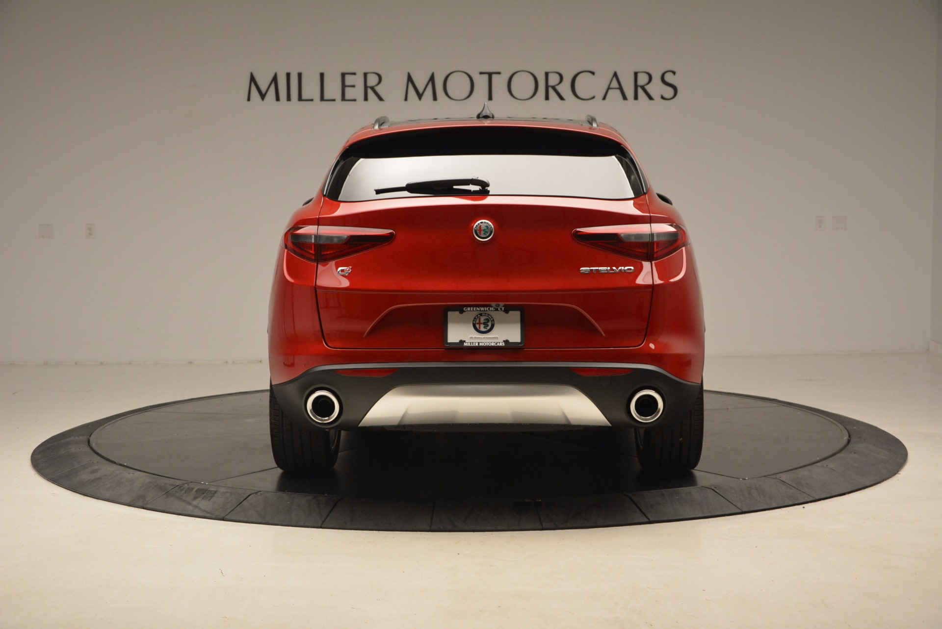 New 2018 Alfa Romeo Stelvio Ti Sport Q4 For Sale In Greenwich, CT. Alfa Romeo of Greenwich, L221 1521_p6