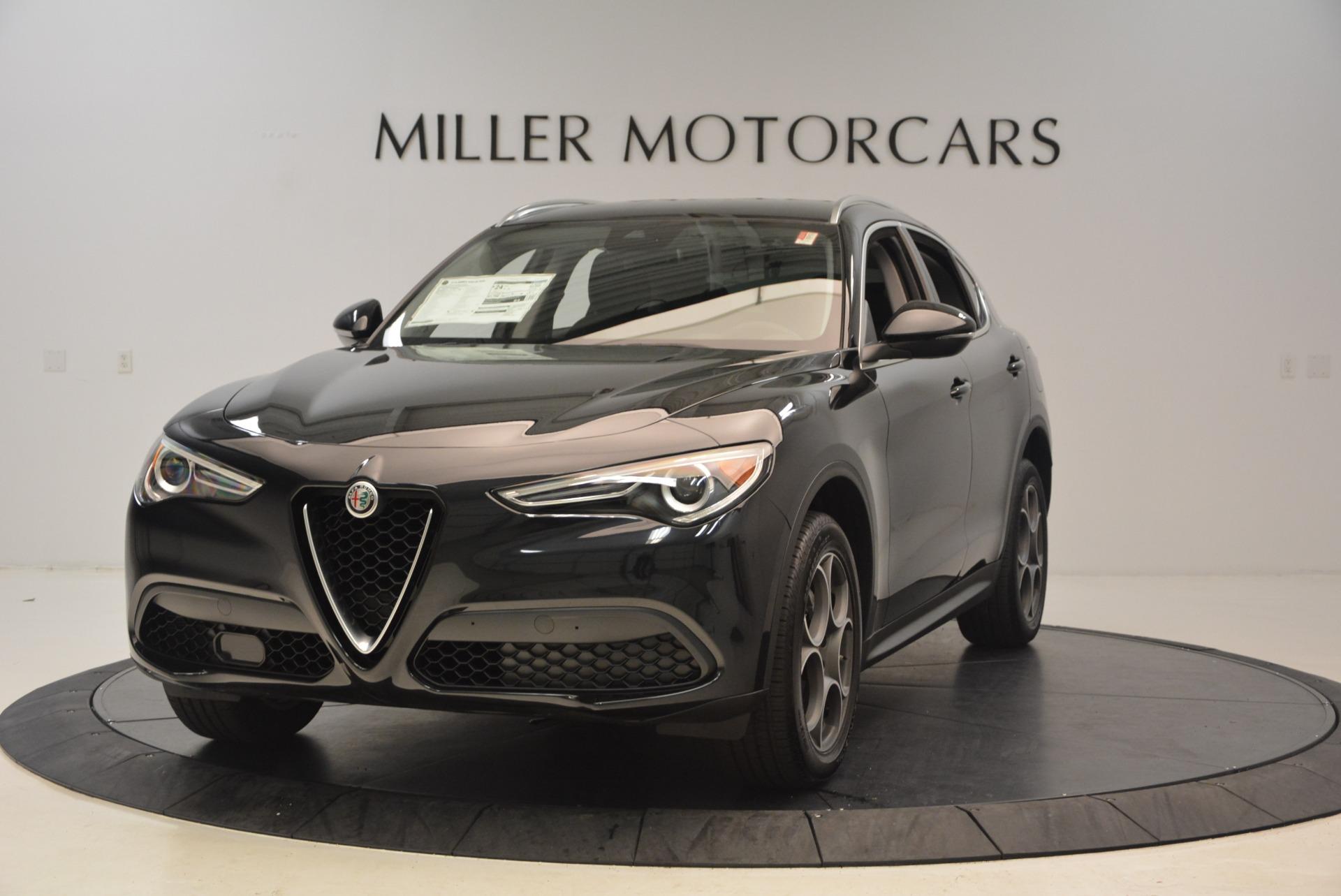 New 2018 Alfa Romeo Stelvio Q4 For Sale In Greenwich, CT. Alfa Romeo of Greenwich, L220 1522_main