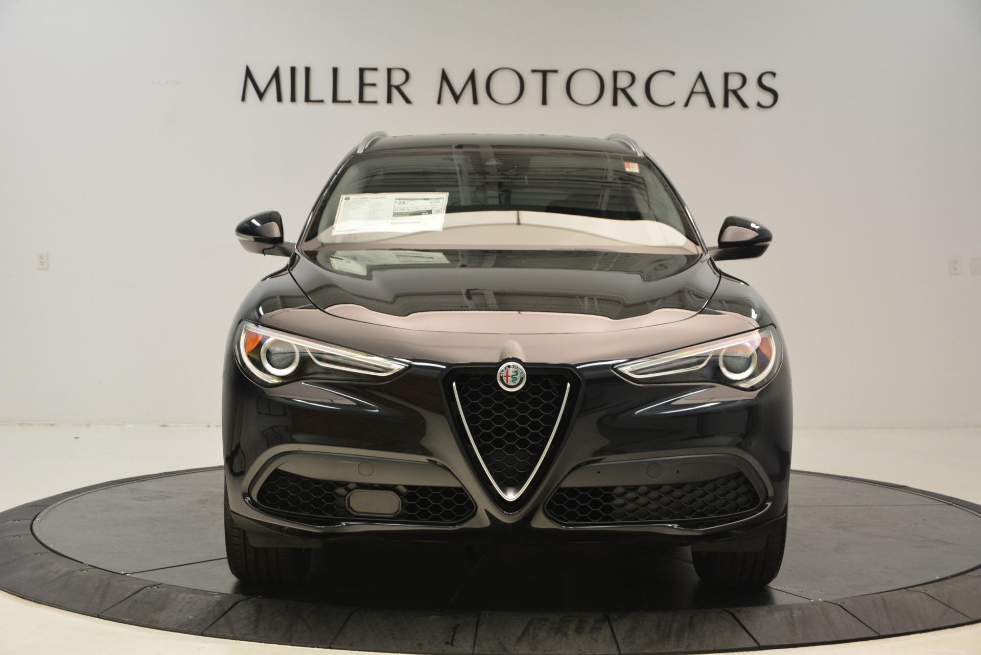 New 2018 Alfa Romeo Stelvio Q4 For Sale In Greenwich, CT. Alfa Romeo of Greenwich, L220 1522_p12