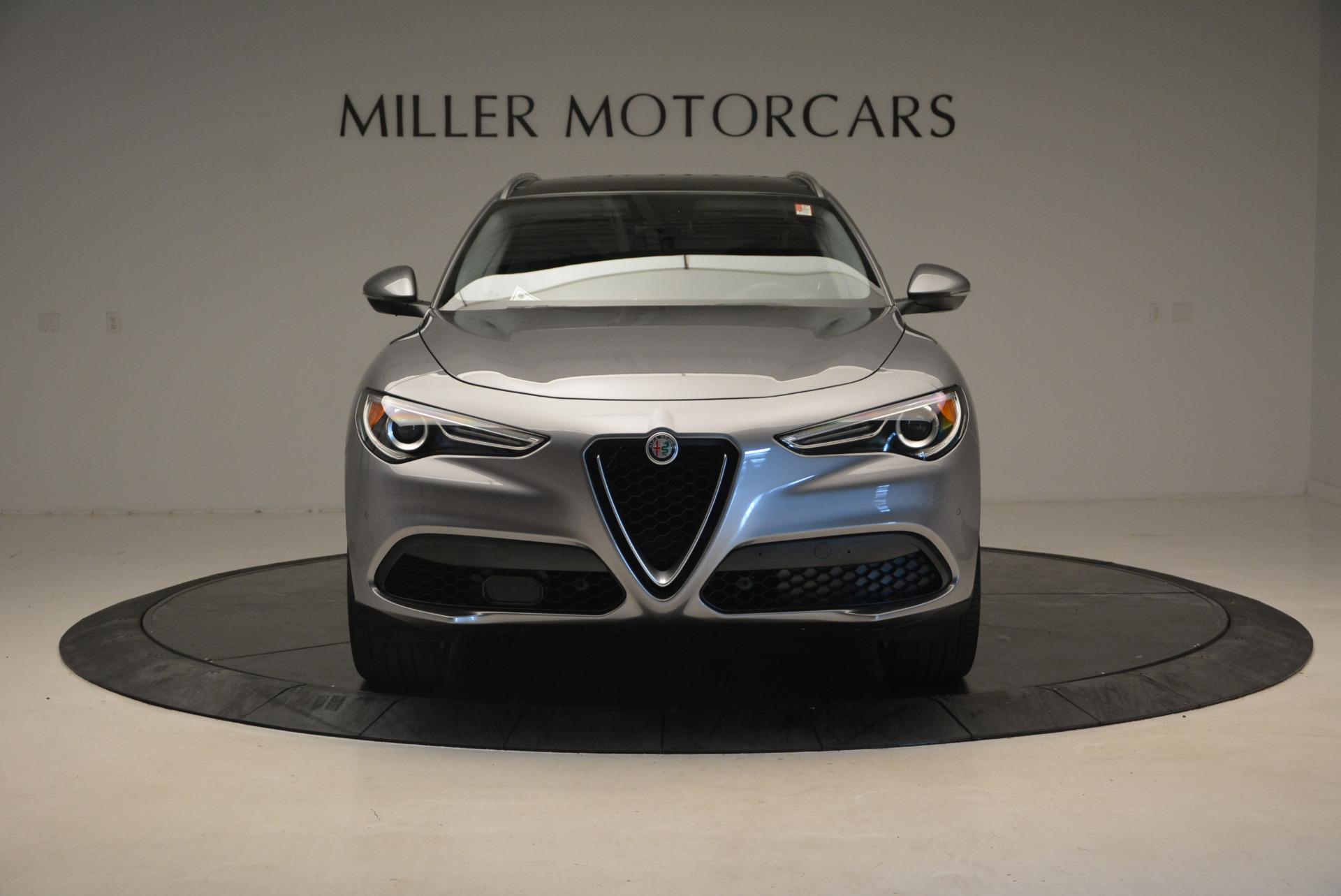 New 2018 Alfa Romeo Stelvio Q4 For Sale In Greenwich, CT. Alfa Romeo of Greenwich, L219 1523_p12