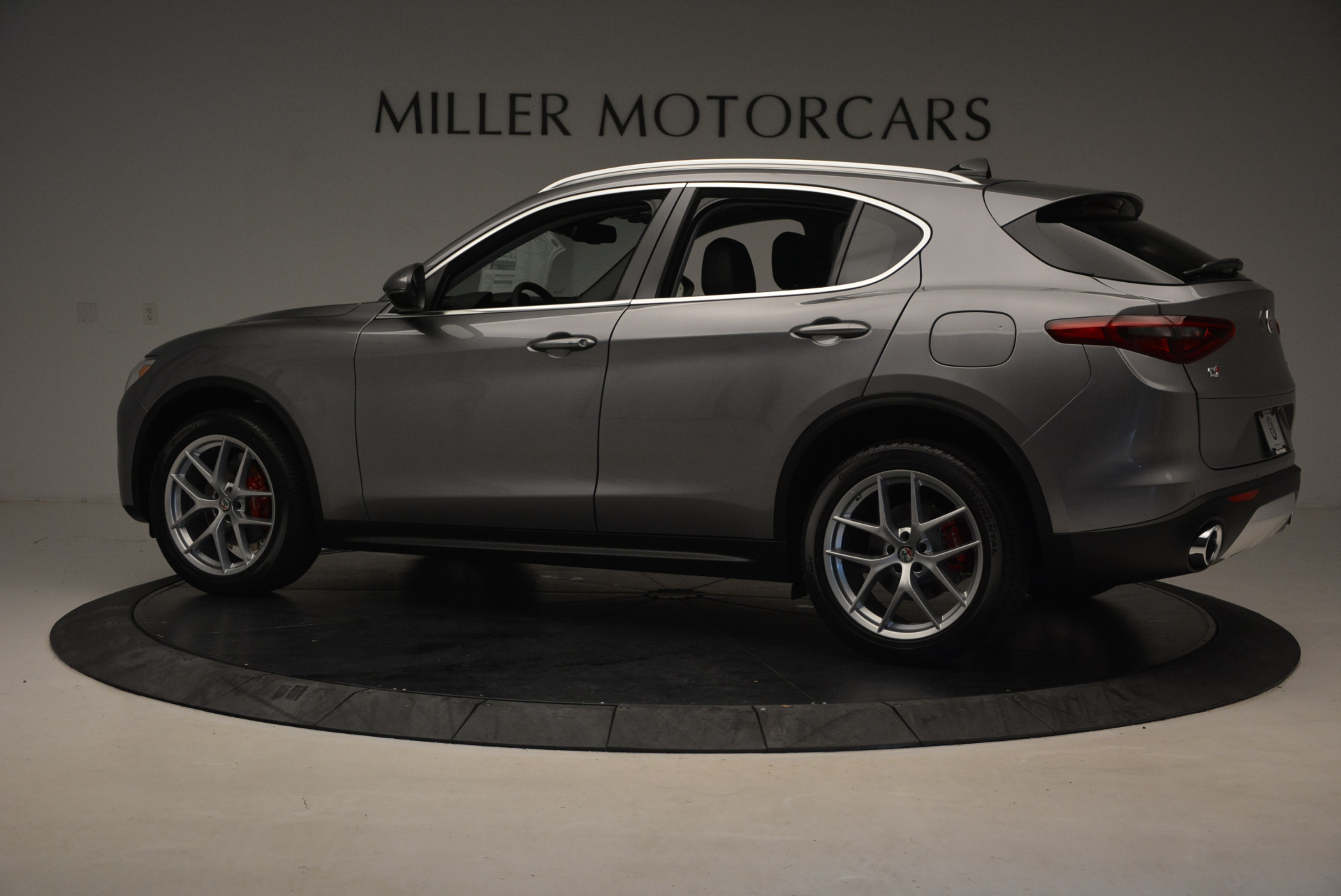 New 2018 Alfa Romeo Stelvio Q4 For Sale In Greenwich, CT. Alfa Romeo of Greenwich, L219 1523_p4