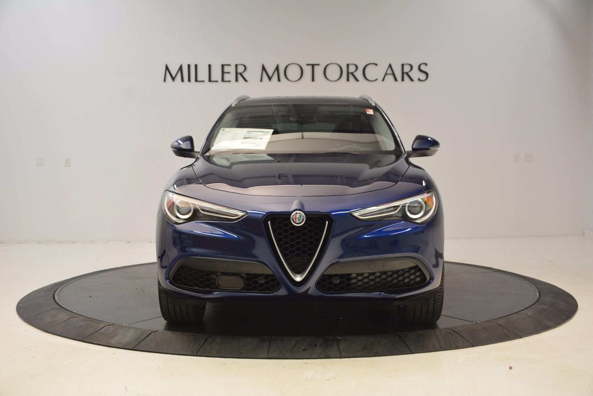 New 2018 Alfa Romeo Stelvio Ti Q4 For Sale In Greenwich, CT. Alfa Romeo of Greenwich, LW037 1524_p12