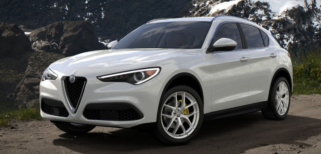New 2018 Alfa Romeo Stelvio Ti Q4 For Sale In Greenwich, CT. Alfa Romeo of Greenwich, LW036 1525_main