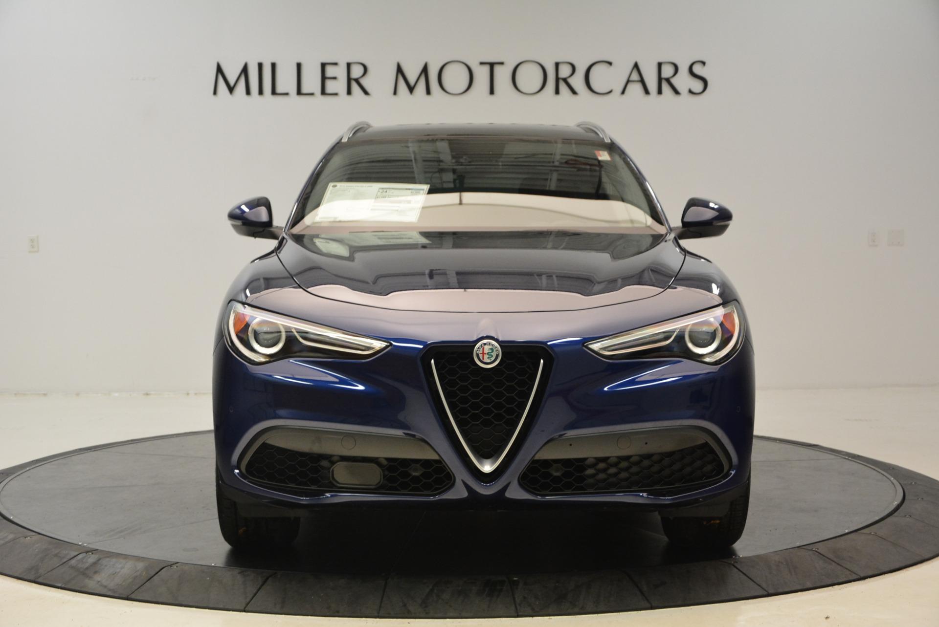 New 2018 Alfa Romeo Stelvio Ti Q4 For Sale In Greenwich, CT. Alfa Romeo of Greenwich, LW035 1526_p12