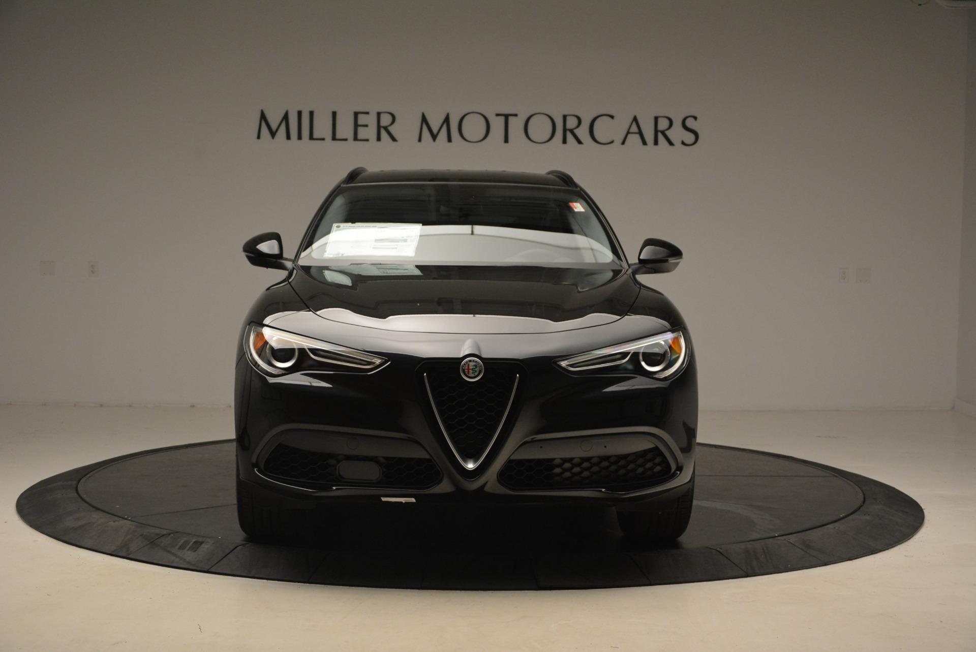New 2018 Alfa Romeo Stelvio Sport Q4 For Sale In Greenwich, CT. Alfa Romeo of Greenwich, LW032 1529_p12