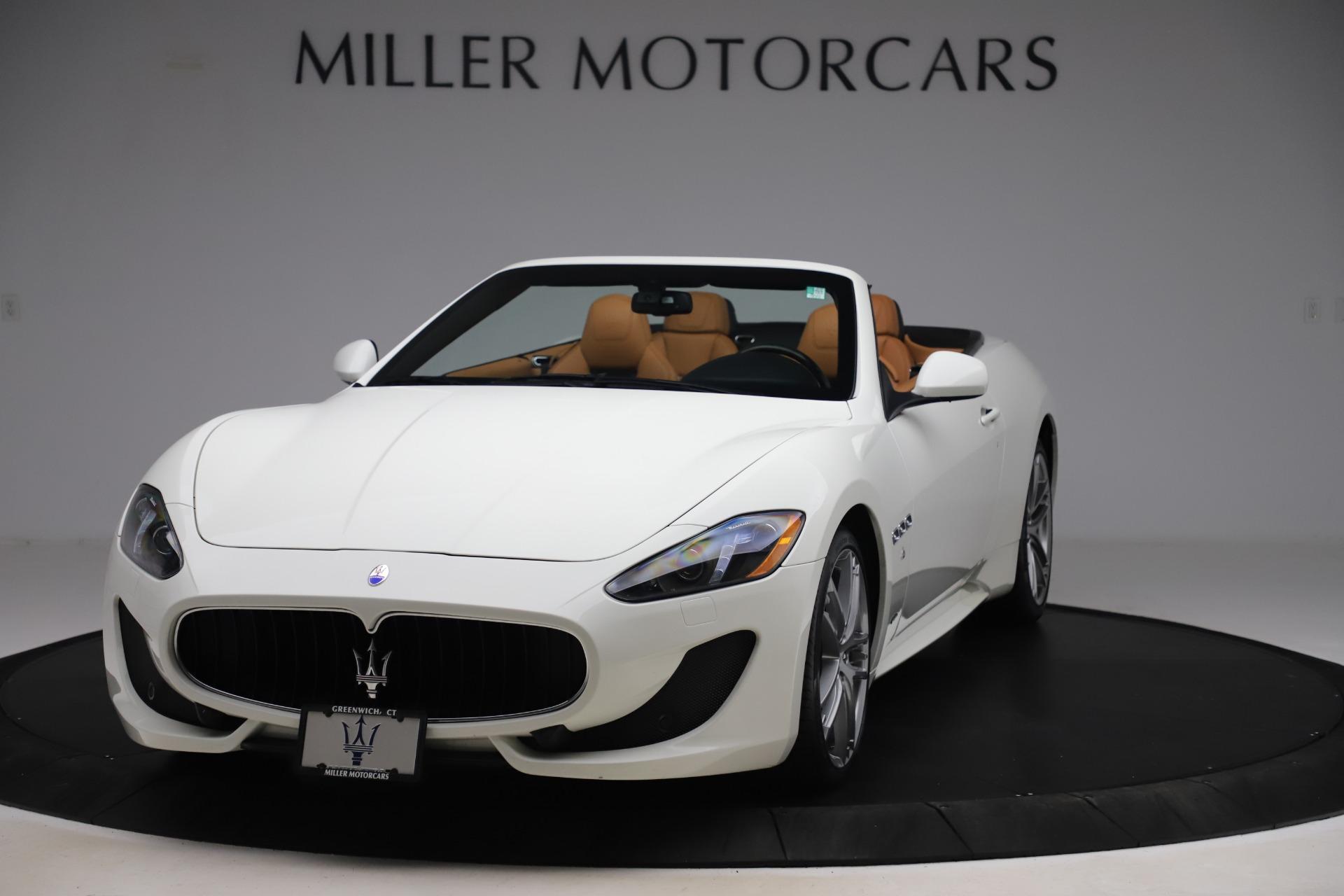 New 2017 Maserati GranTurismo Convertible Sport For Sale In Greenwich, CT. Alfa Romeo of Greenwich, M1640 153_main