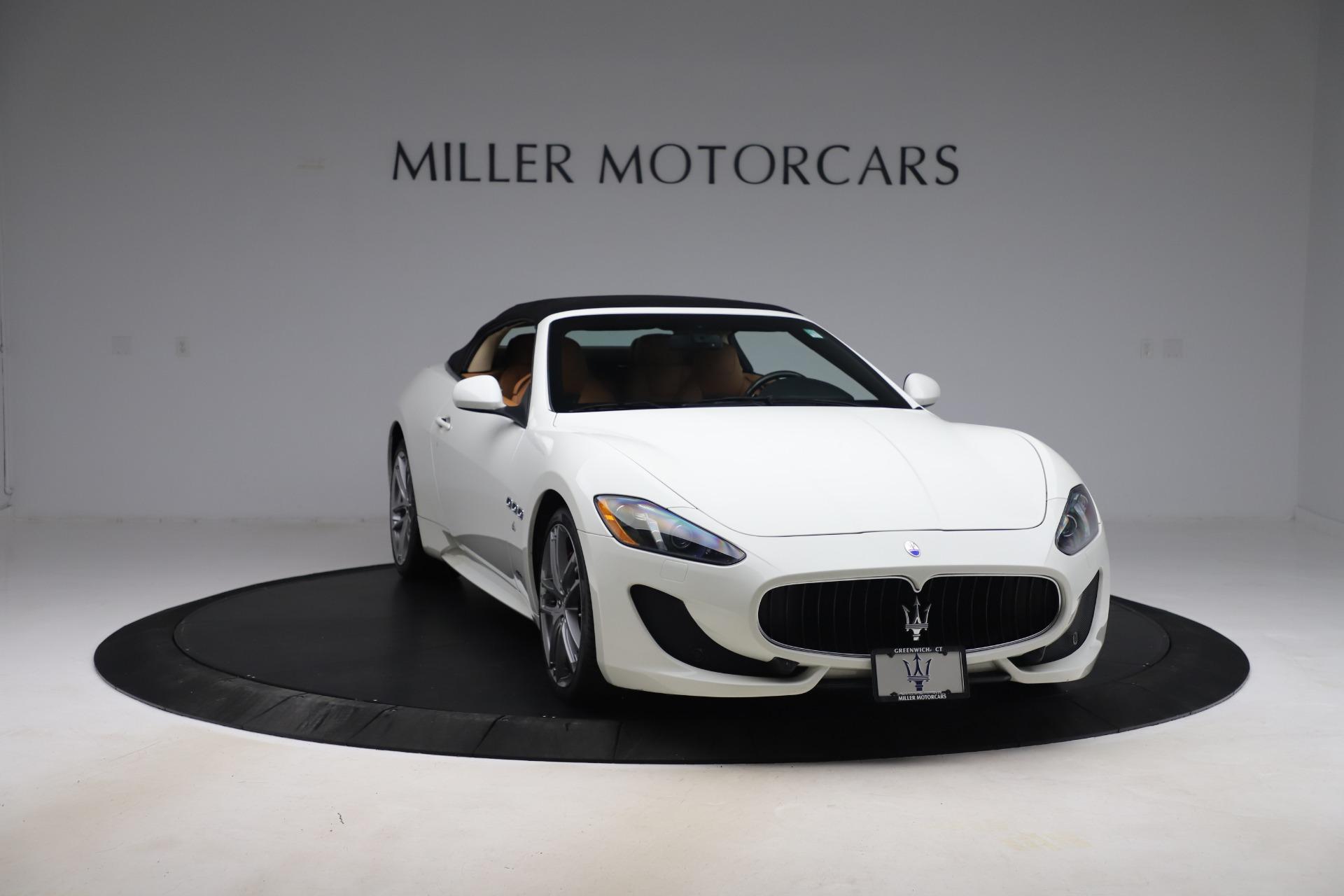 New 2017 Maserati GranTurismo Convertible Sport For Sale In Greenwich, CT. Alfa Romeo of Greenwich, M1640 153_p22