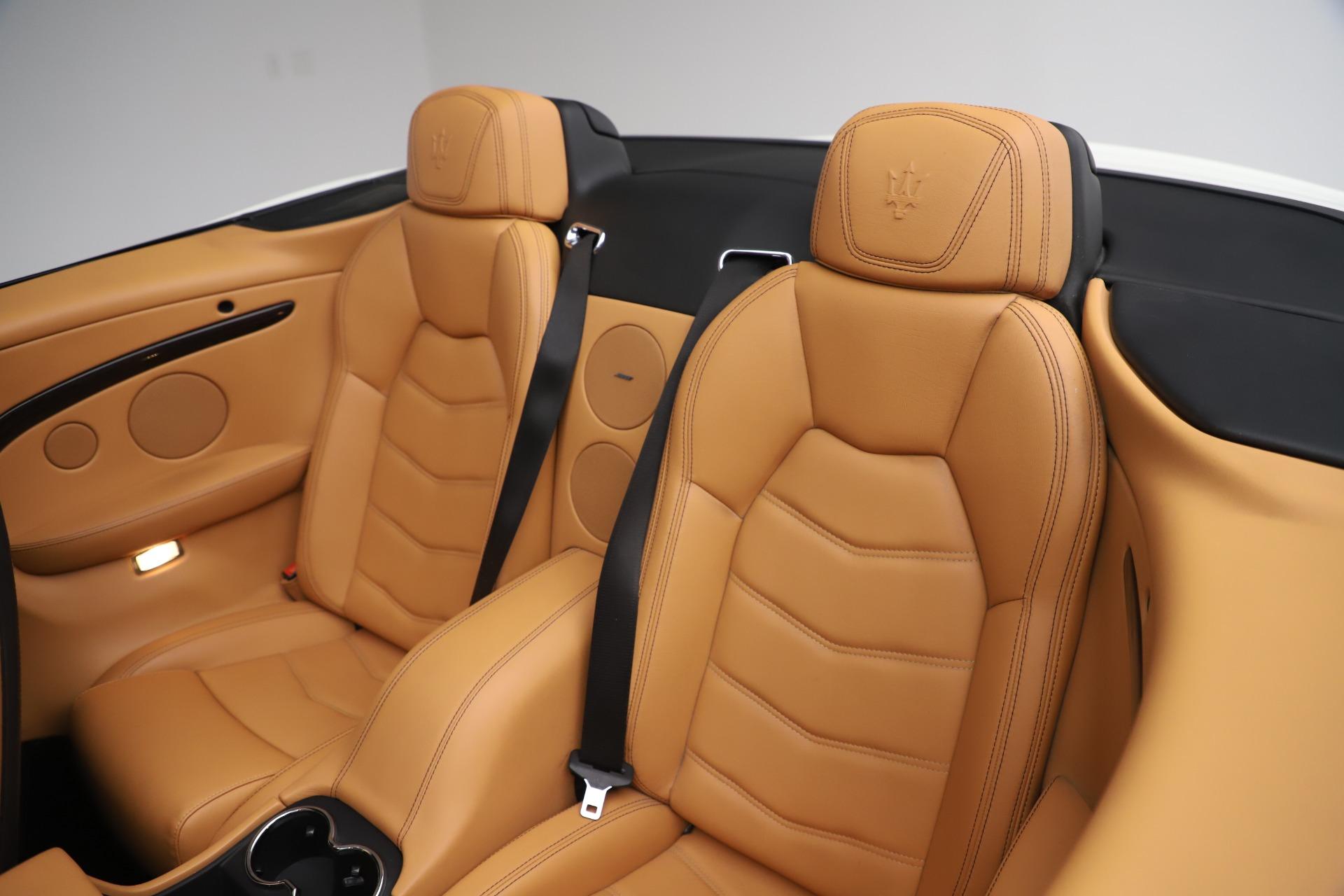 New 2017 Maserati GranTurismo Convertible Sport For Sale In Greenwich, CT. Alfa Romeo of Greenwich, M1640 153_p28
