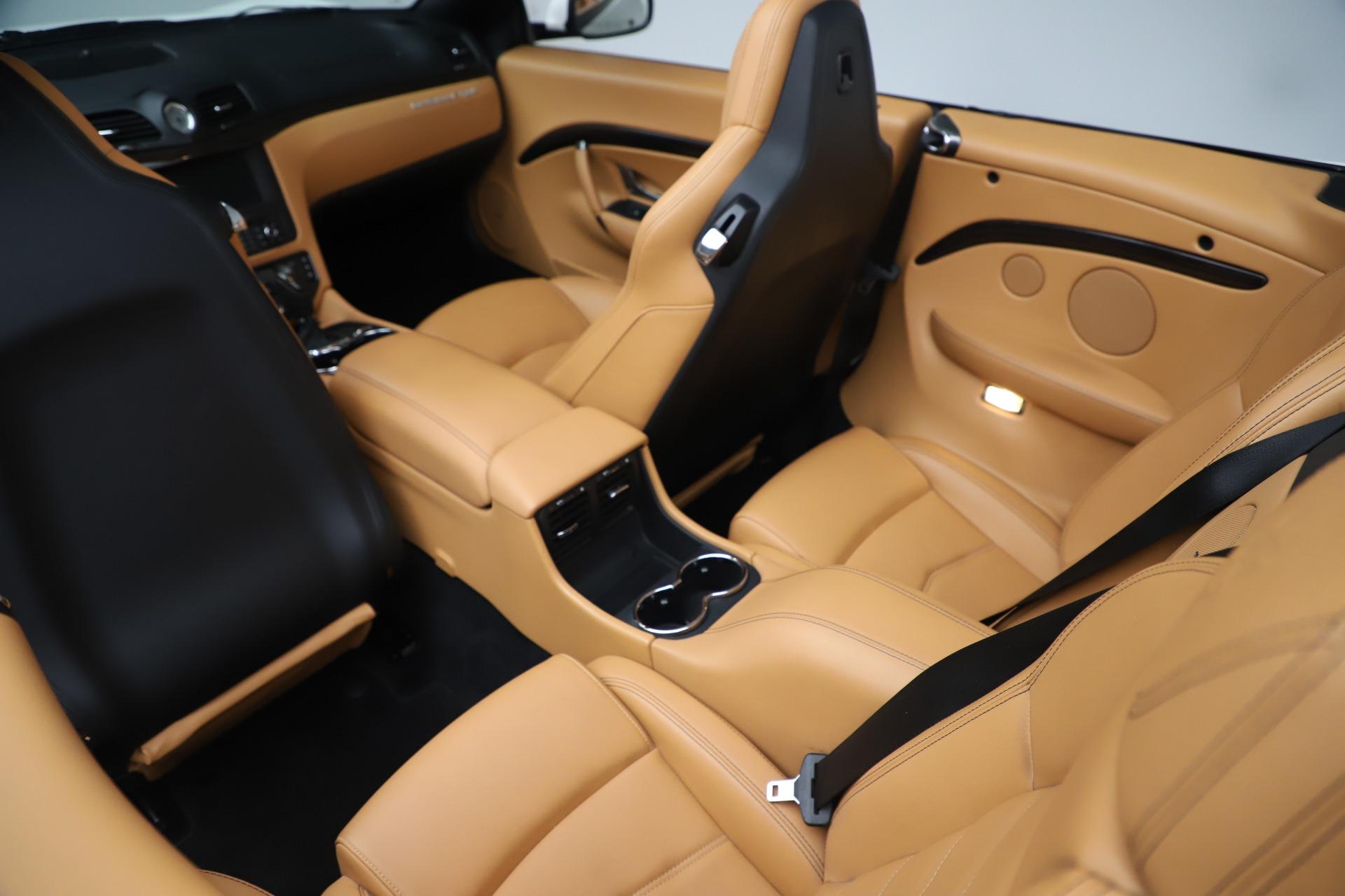 New 2017 Maserati GranTurismo Convertible Sport For Sale In Greenwich, CT. Alfa Romeo of Greenwich, M1640 153_p29