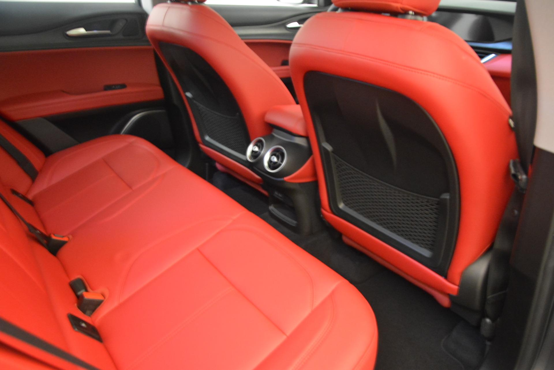 New 2018 Alfa Romeo Stelvio Q4 For Sale In Greenwich, CT. Alfa Romeo of Greenwich, LW029 1531_p22