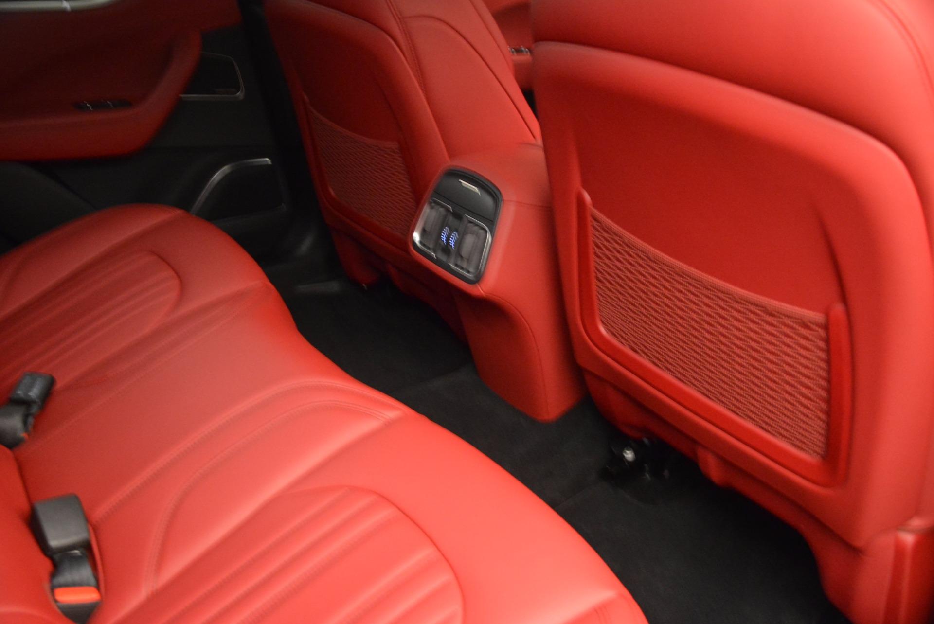 Used 2017 Maserati Levante S Q4 For Sale In Greenwich, CT. Alfa Romeo of Greenwich, B1271A 1533_p20