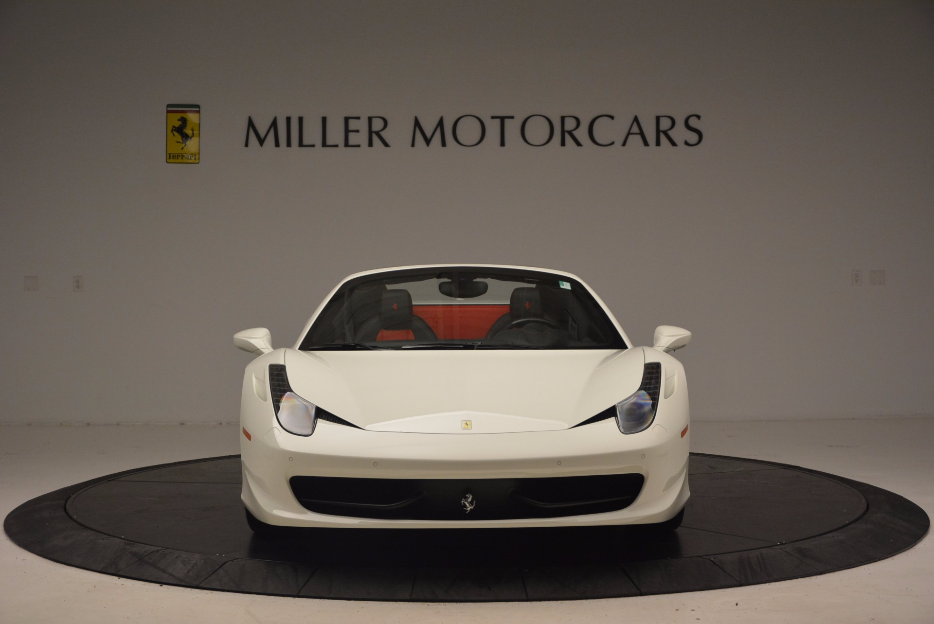 Used 2015 Ferrari 458 Spider  For Sale In Greenwich, CT. Alfa Romeo of Greenwich, 4417 1534_p12