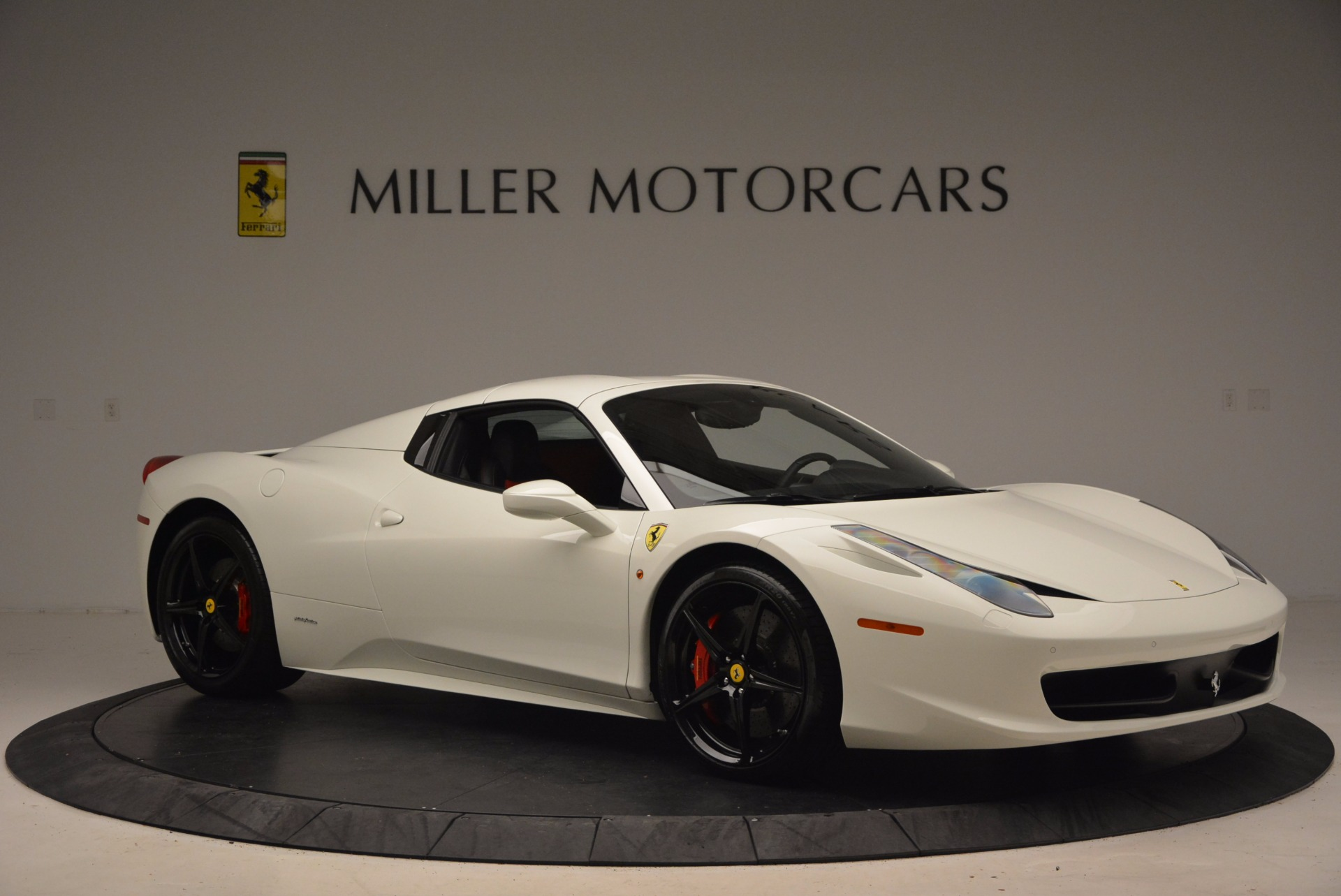 Used 2015 Ferrari 458 Spider  For Sale In Greenwich, CT. Alfa Romeo of Greenwich, 4417 1534_p22