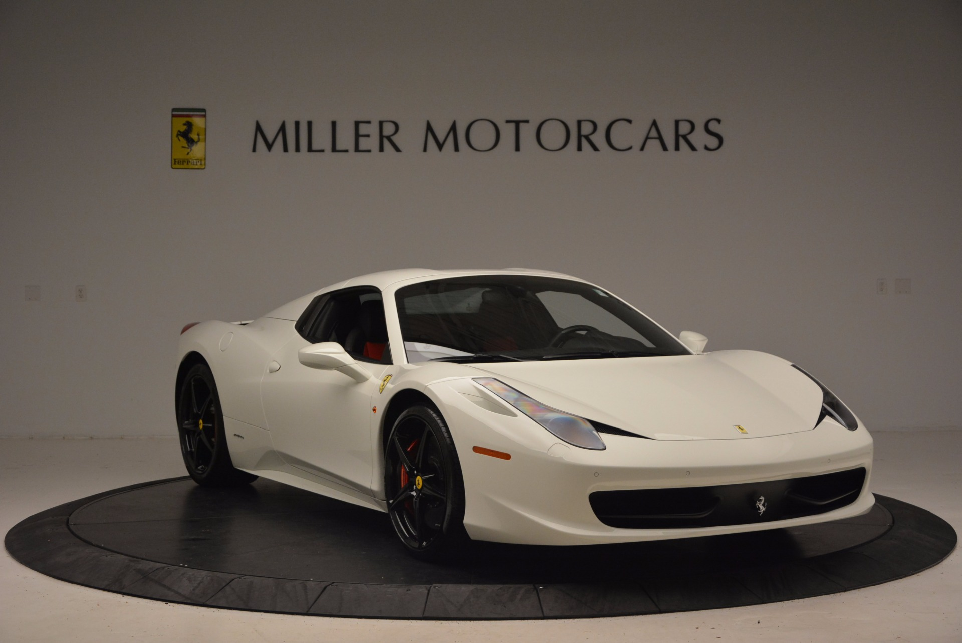 Used 2015 Ferrari 458 Spider  For Sale In Greenwich, CT. Alfa Romeo of Greenwich, 4417 1534_p23