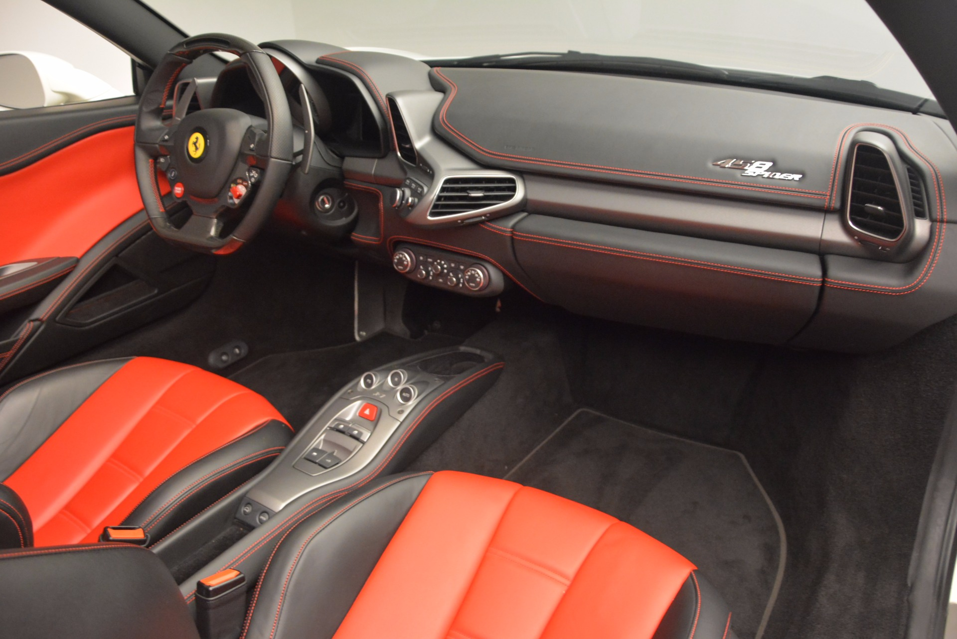 Used 2015 Ferrari 458 Spider  For Sale In Greenwich, CT. Alfa Romeo of Greenwich, 4417 1534_p29