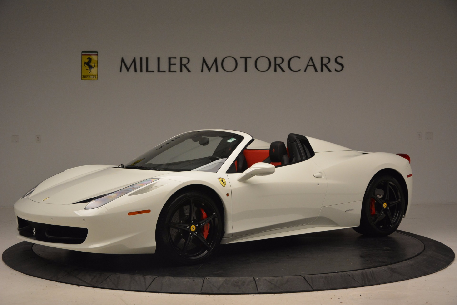 Used 2015 Ferrari 458 Spider  For Sale In Greenwich, CT. Alfa Romeo of Greenwich, 4417 1534_p2