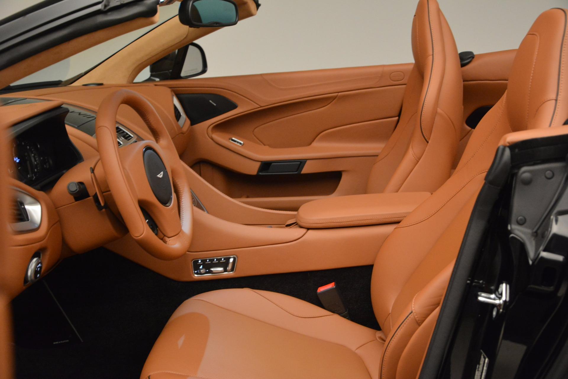 New 2018 Aston Martin Vanquish S Volante For Sale In Greenwich, CT. Alfa Romeo of Greenwich, A1242 1535_p22
