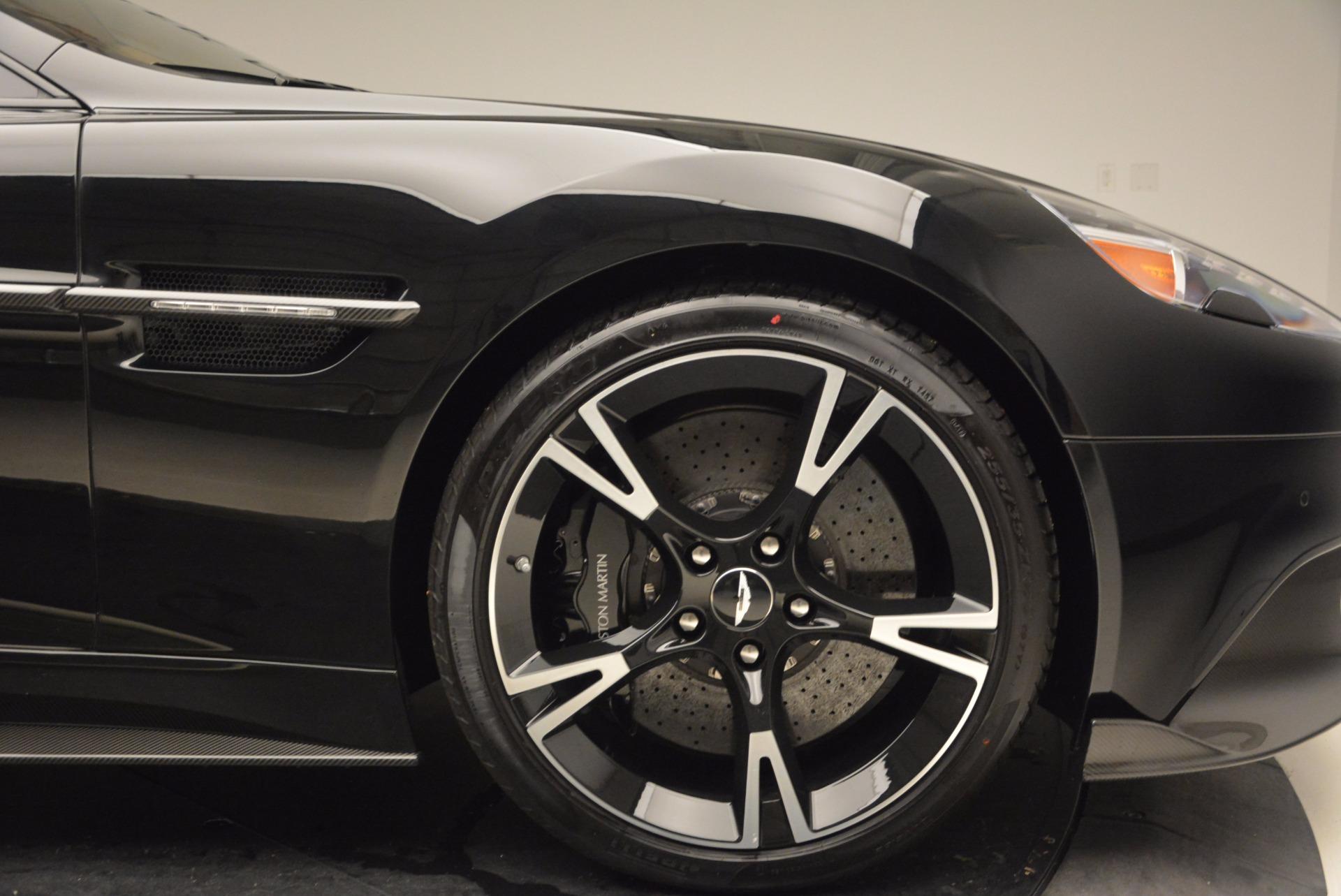 New 2018 Aston Martin Vanquish S Volante For Sale In Greenwich, CT. Alfa Romeo of Greenwich, A1242 1535_p27