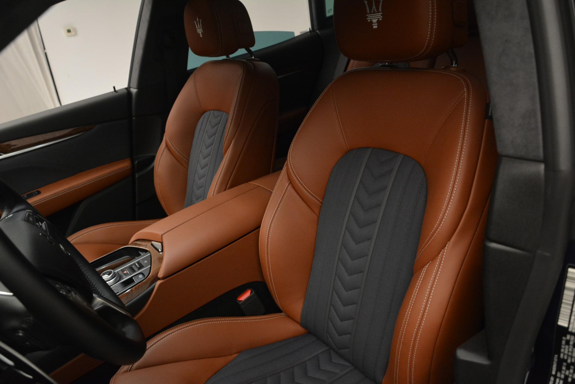 New 2018 Maserati Levante Q4 GranLusso For Sale In Greenwich, CT. Alfa Romeo of Greenwich, M2016 1536_p13
