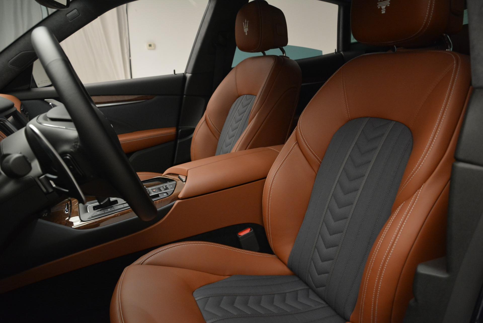 New 2018 Maserati Levante Q4 GranLusso For Sale In Greenwich, CT. Alfa Romeo of Greenwich, M2016 1536_p14