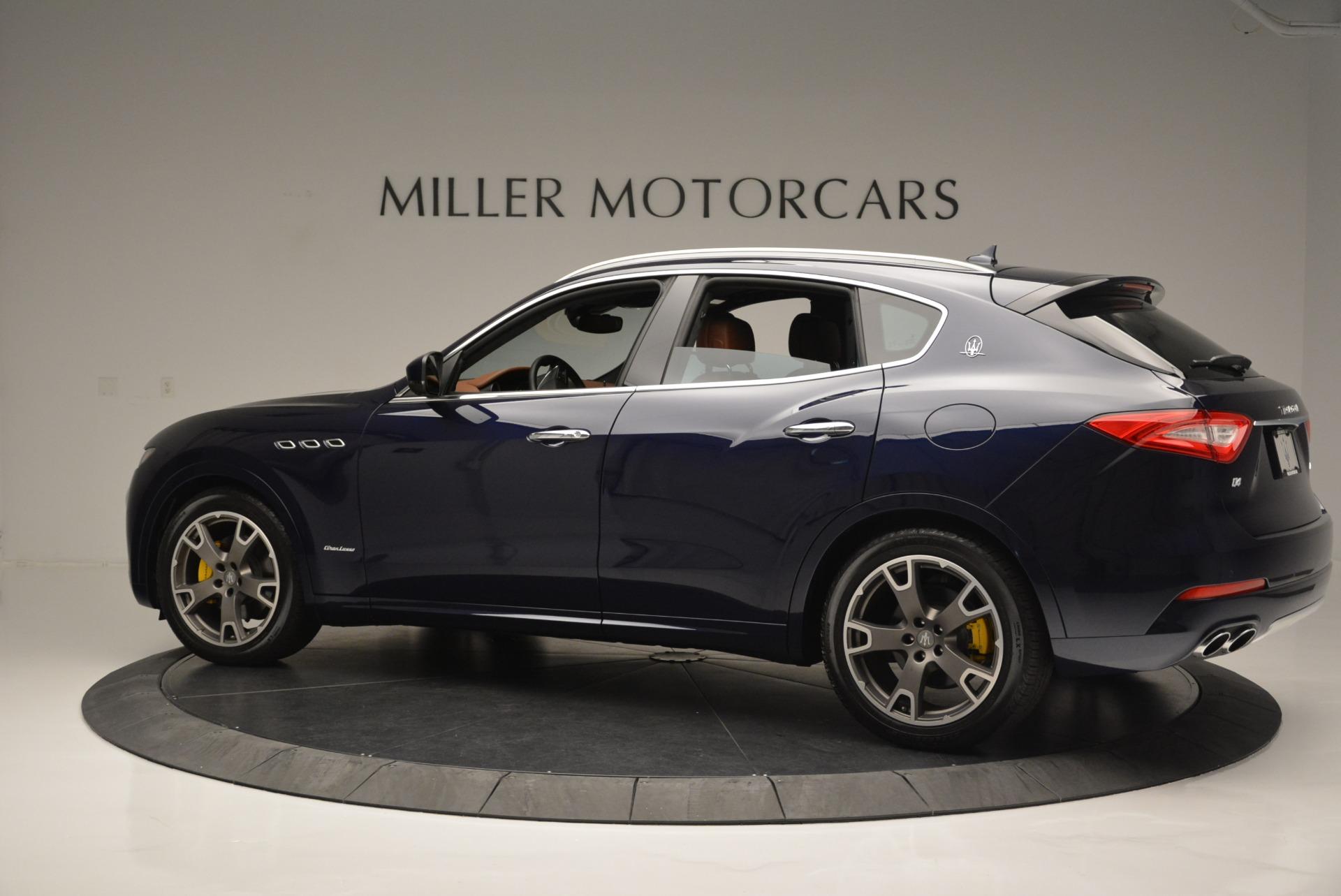 New 2018 Maserati Levante Q4 GranLusso For Sale In Greenwich, CT. Alfa Romeo of Greenwich, M2016 1536_p4