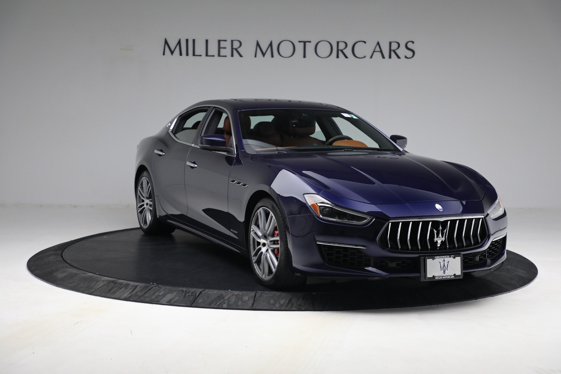 New 2018 Maserati Ghibli S Q4 GranLusso For Sale In Greenwich, CT. Alfa Romeo of Greenwich, M1920 1539_p10