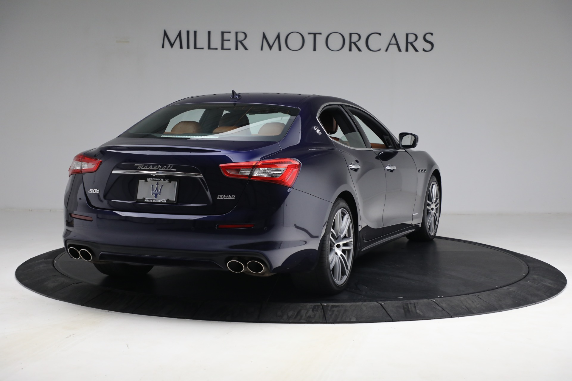 New 2018 Maserati Ghibli S Q4 GranLusso For Sale In Greenwich, CT. Alfa Romeo of Greenwich, M1920 1539_p6