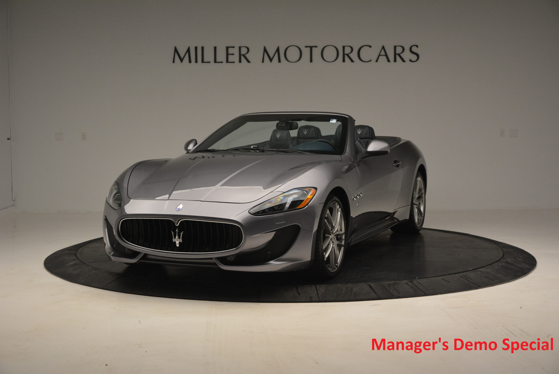New 2016 Maserati GranTurismo Convertible Sport For Sale In Greenwich, CT. Alfa Romeo of Greenwich, M1455 154_main