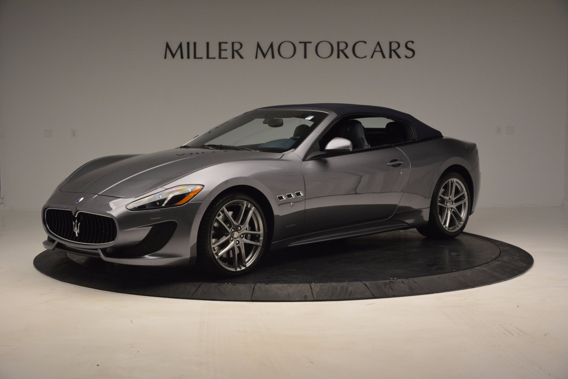 New 2016 Maserati GranTurismo Convertible Sport For Sale In Greenwich, CT. Alfa Romeo of Greenwich, M1455 154_p11