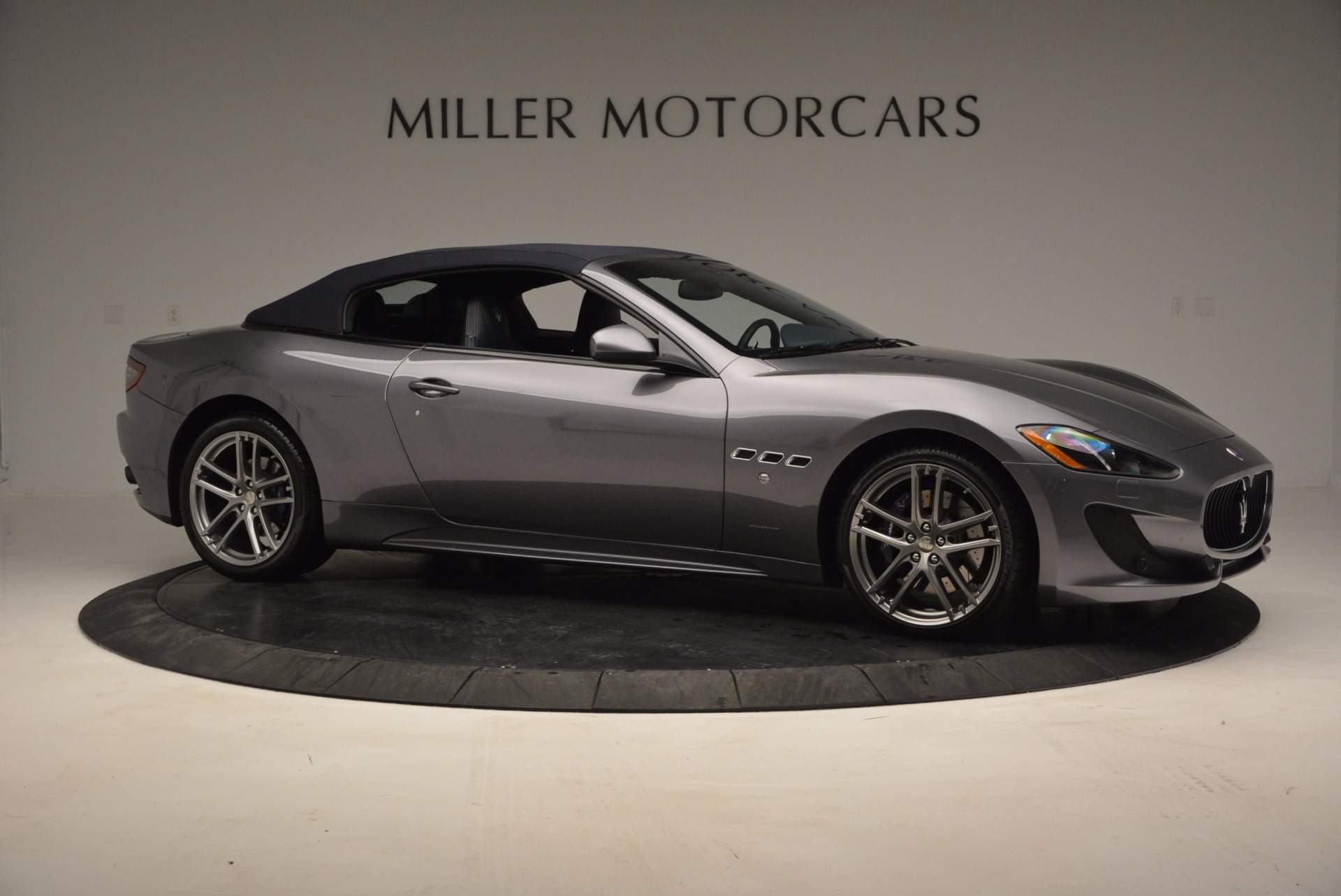 New 2016 Maserati GranTurismo Convertible Sport For Sale In Greenwich, CT. Alfa Romeo of Greenwich, M1455 154_p15