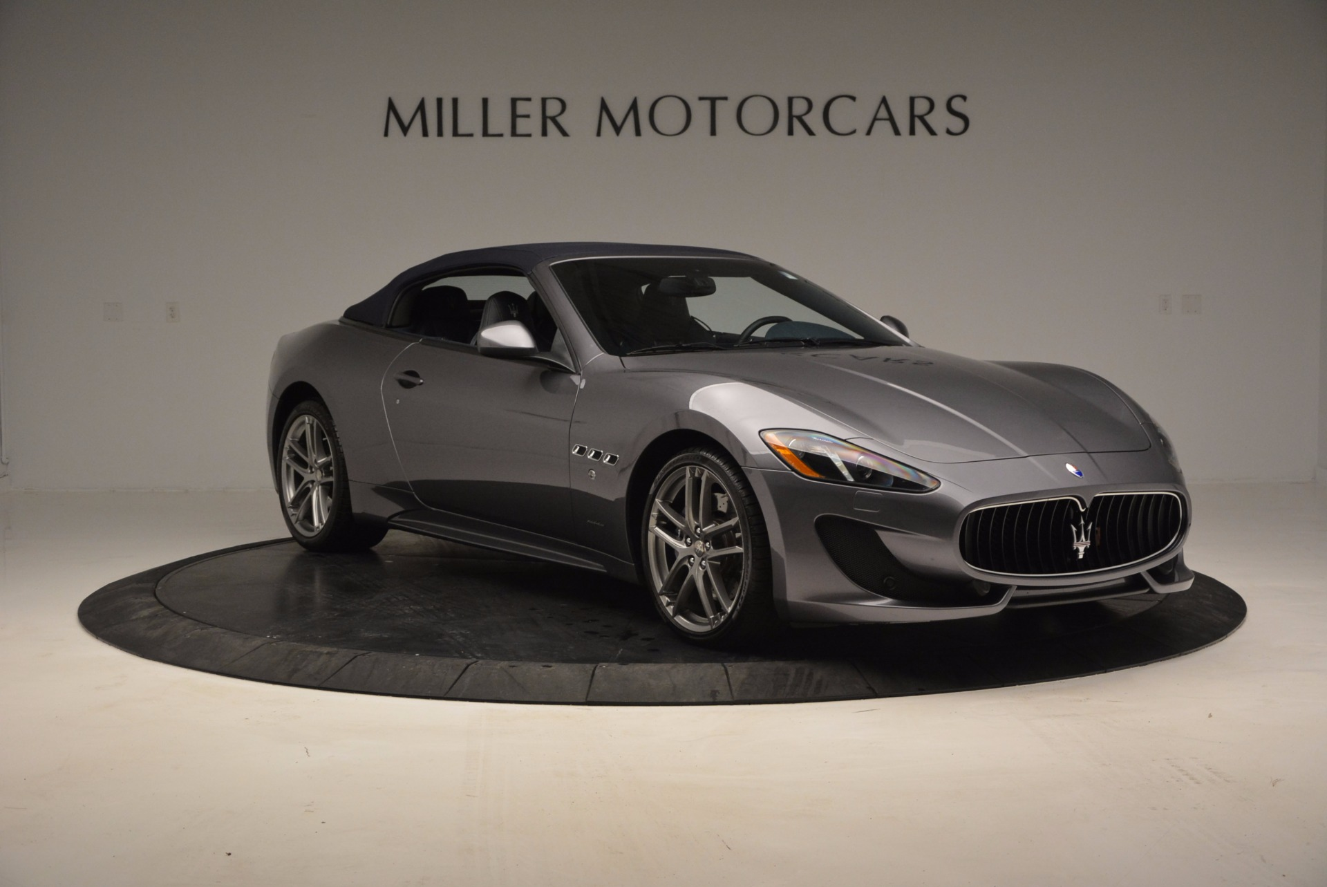 New 2016 Maserati GranTurismo Convertible Sport For Sale In Greenwich, CT. Alfa Romeo of Greenwich, M1455 154_p16