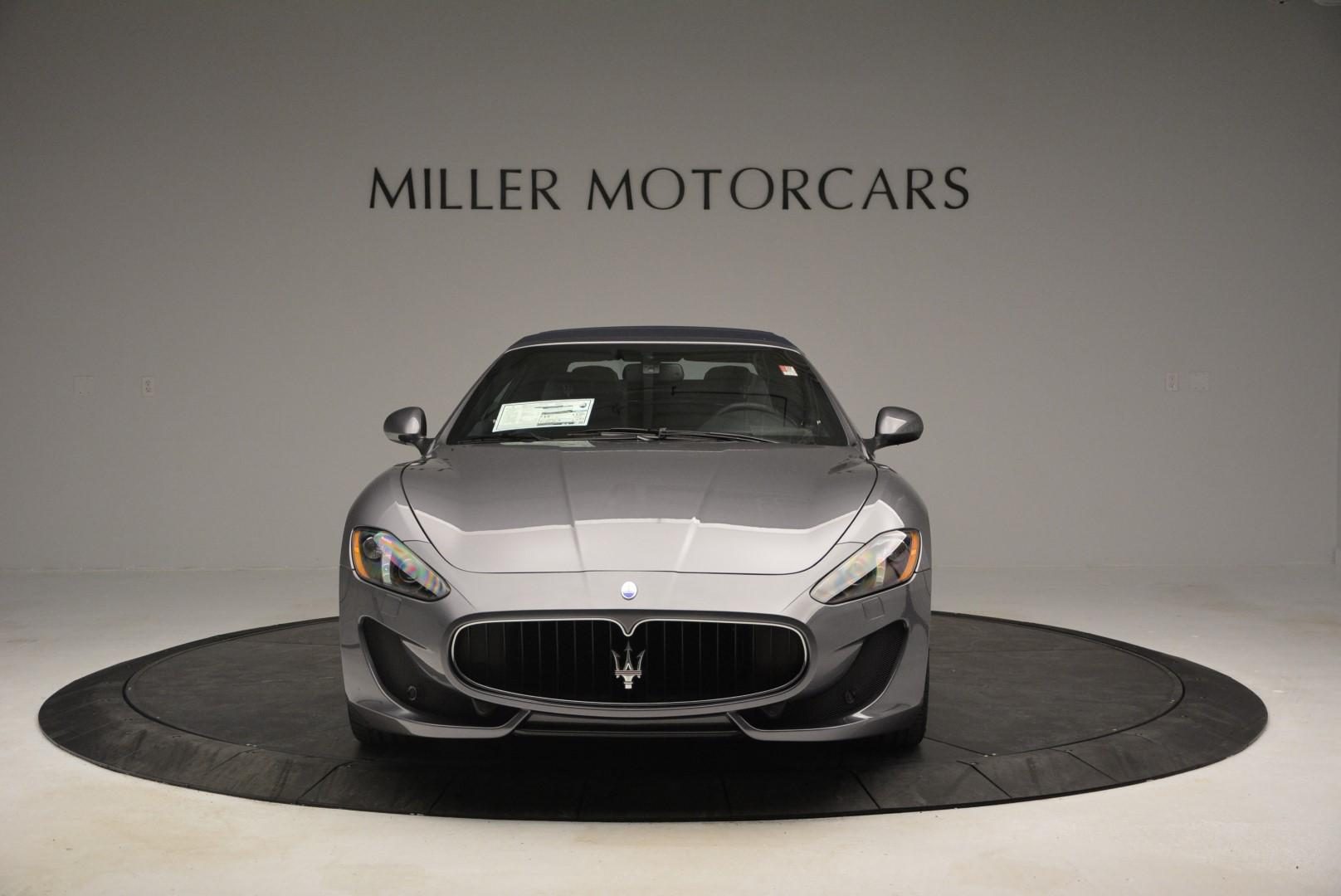 New 2016 Maserati GranTurismo Convertible Sport For Sale In Greenwich, CT. Alfa Romeo of Greenwich, M1455 154_p17