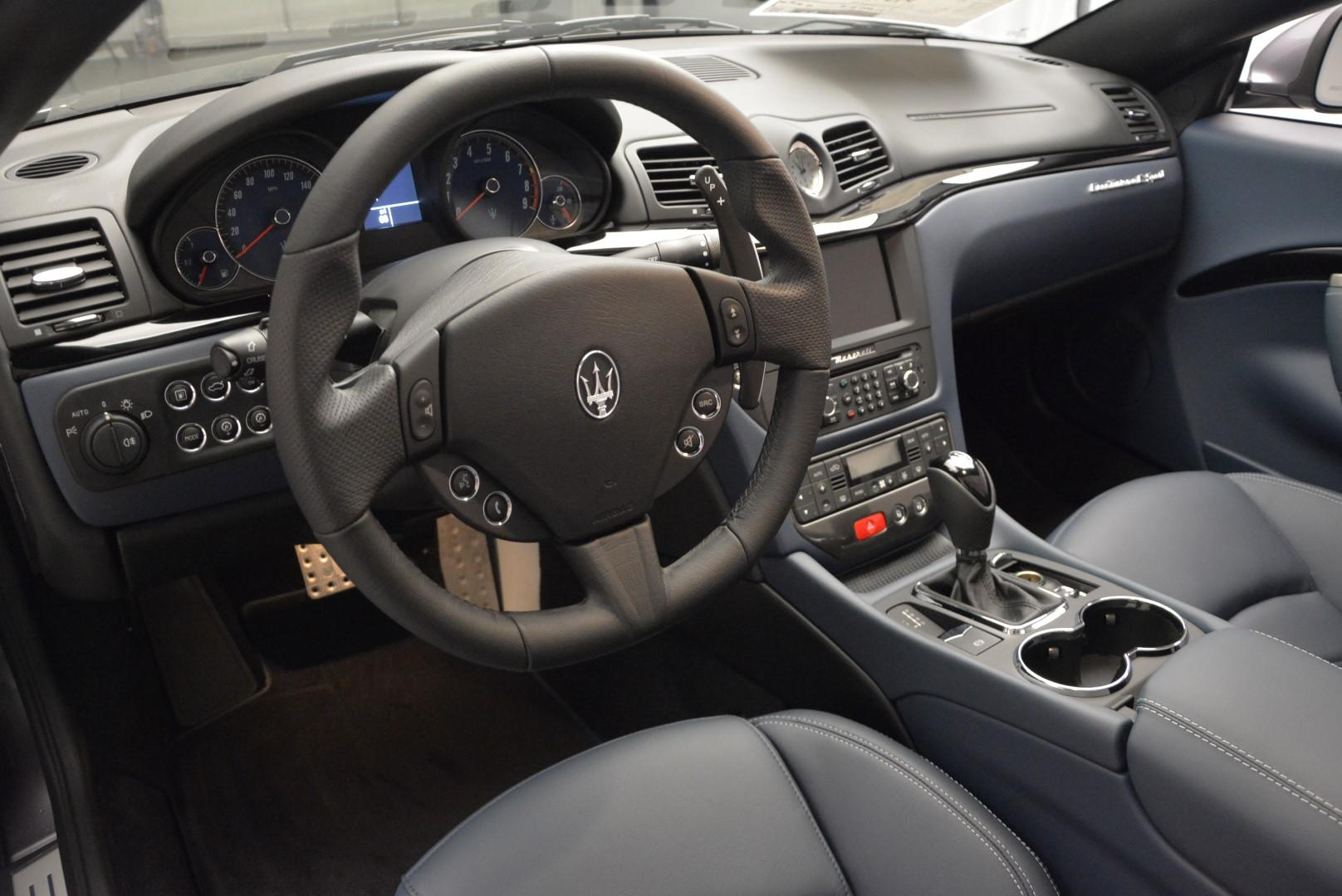 New 2016 Maserati GranTurismo Convertible Sport For Sale In Greenwich, CT. Alfa Romeo of Greenwich, M1455 154_p20