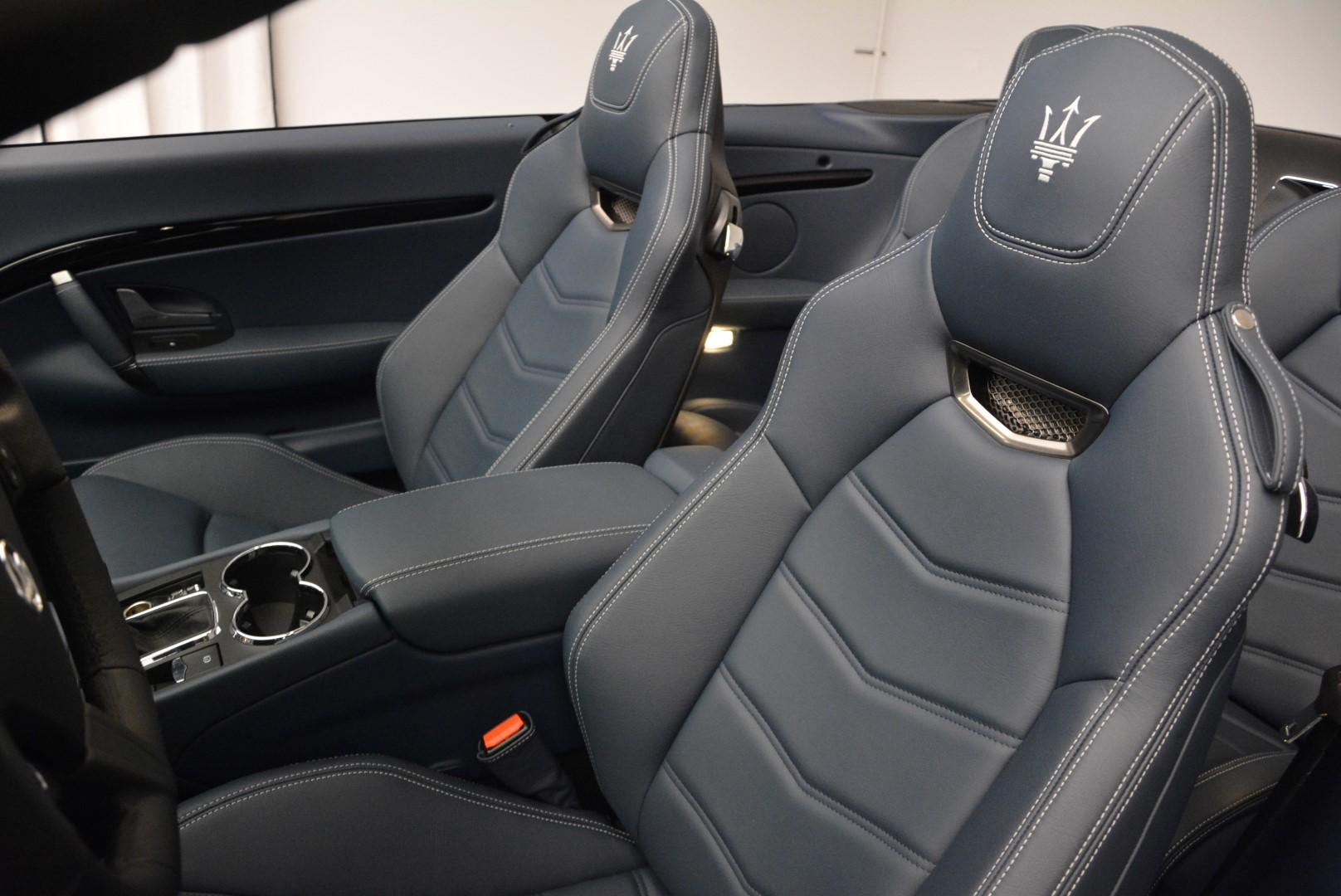 New 2016 Maserati GranTurismo Convertible Sport For Sale In Greenwich, CT. Alfa Romeo of Greenwich, M1455 154_p22
