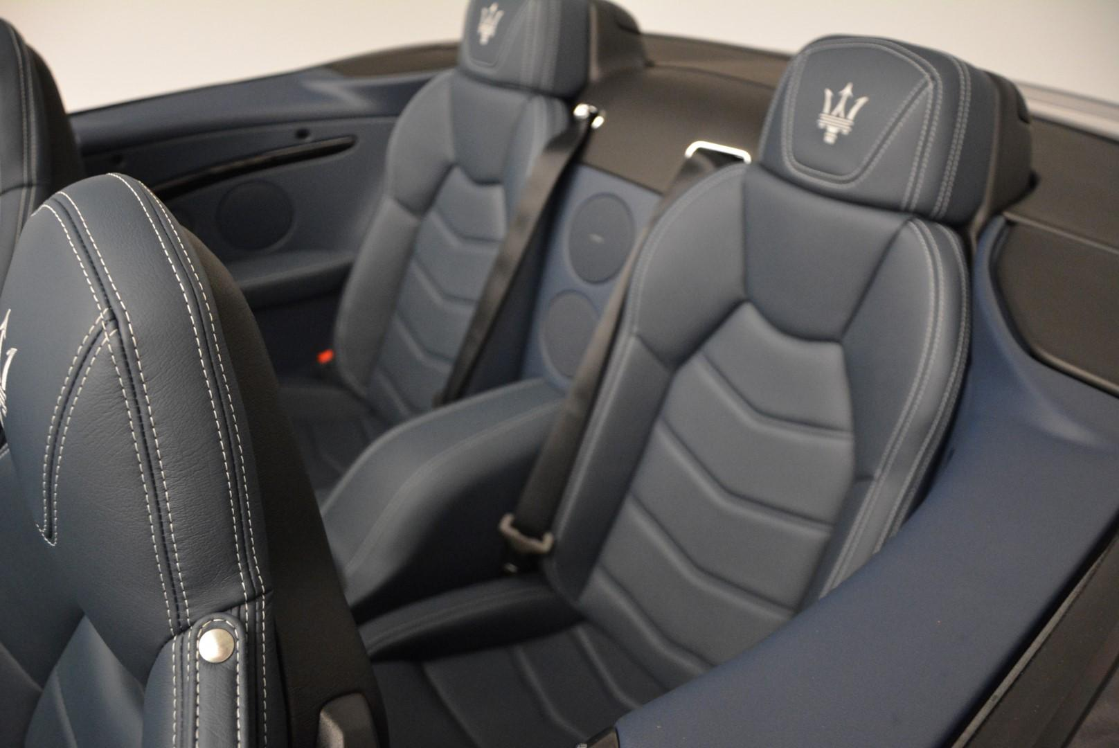 New 2016 Maserati GranTurismo Convertible Sport For Sale In Greenwich, CT. Alfa Romeo of Greenwich, M1455 154_p25