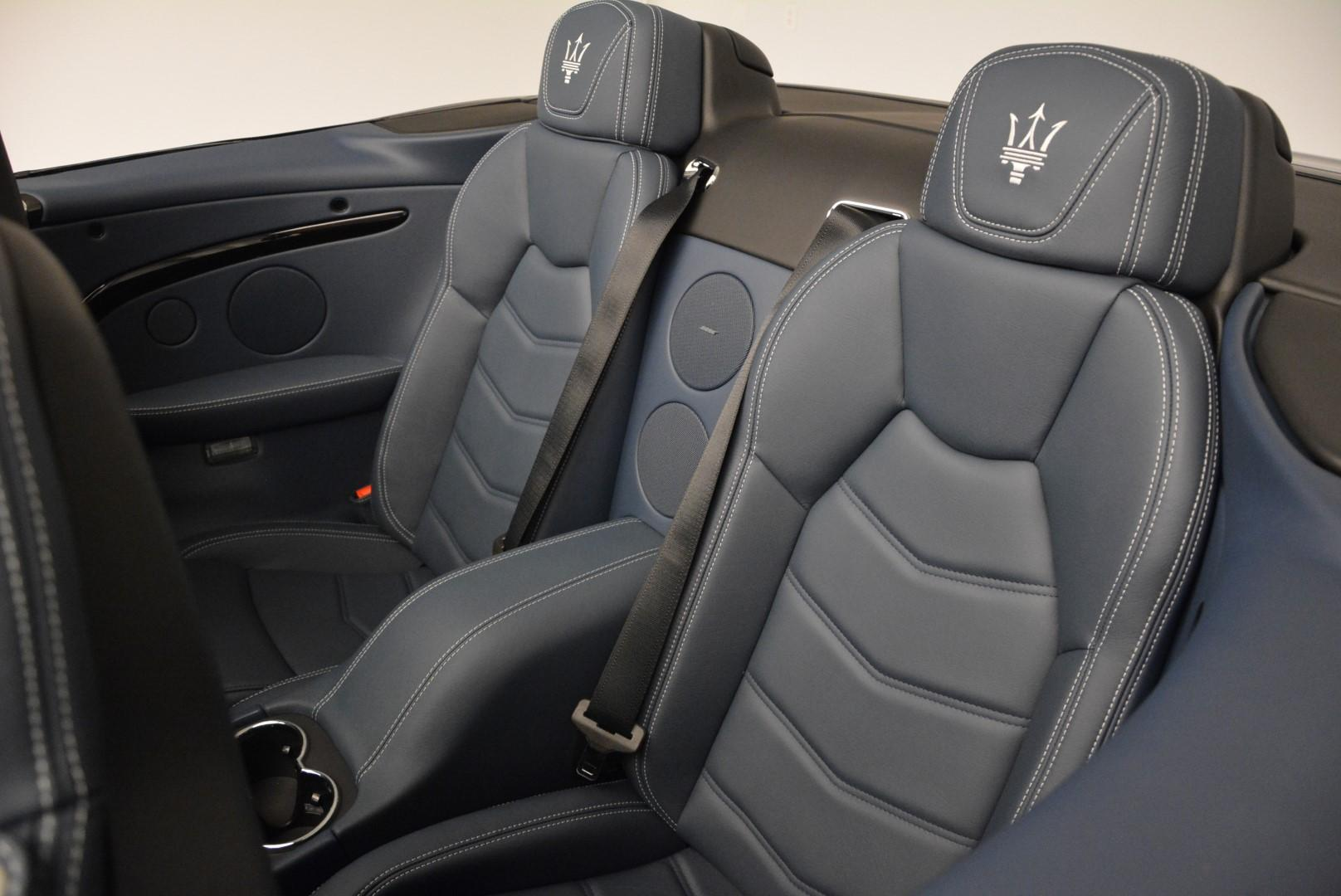 New 2016 Maserati GranTurismo Convertible Sport For Sale In Greenwich, CT. Alfa Romeo of Greenwich, M1455 154_p26