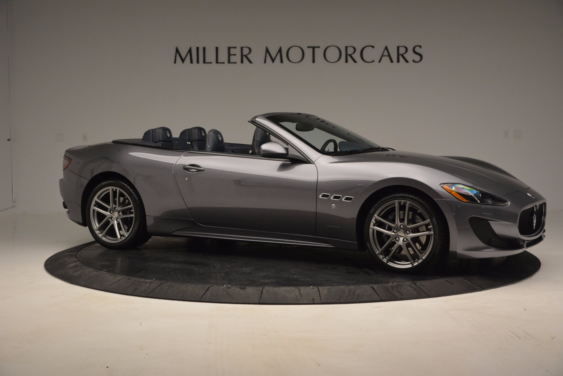 New 2016 Maserati GranTurismo Convertible Sport For Sale In Greenwich, CT. Alfa Romeo of Greenwich, M1455 154_p7
