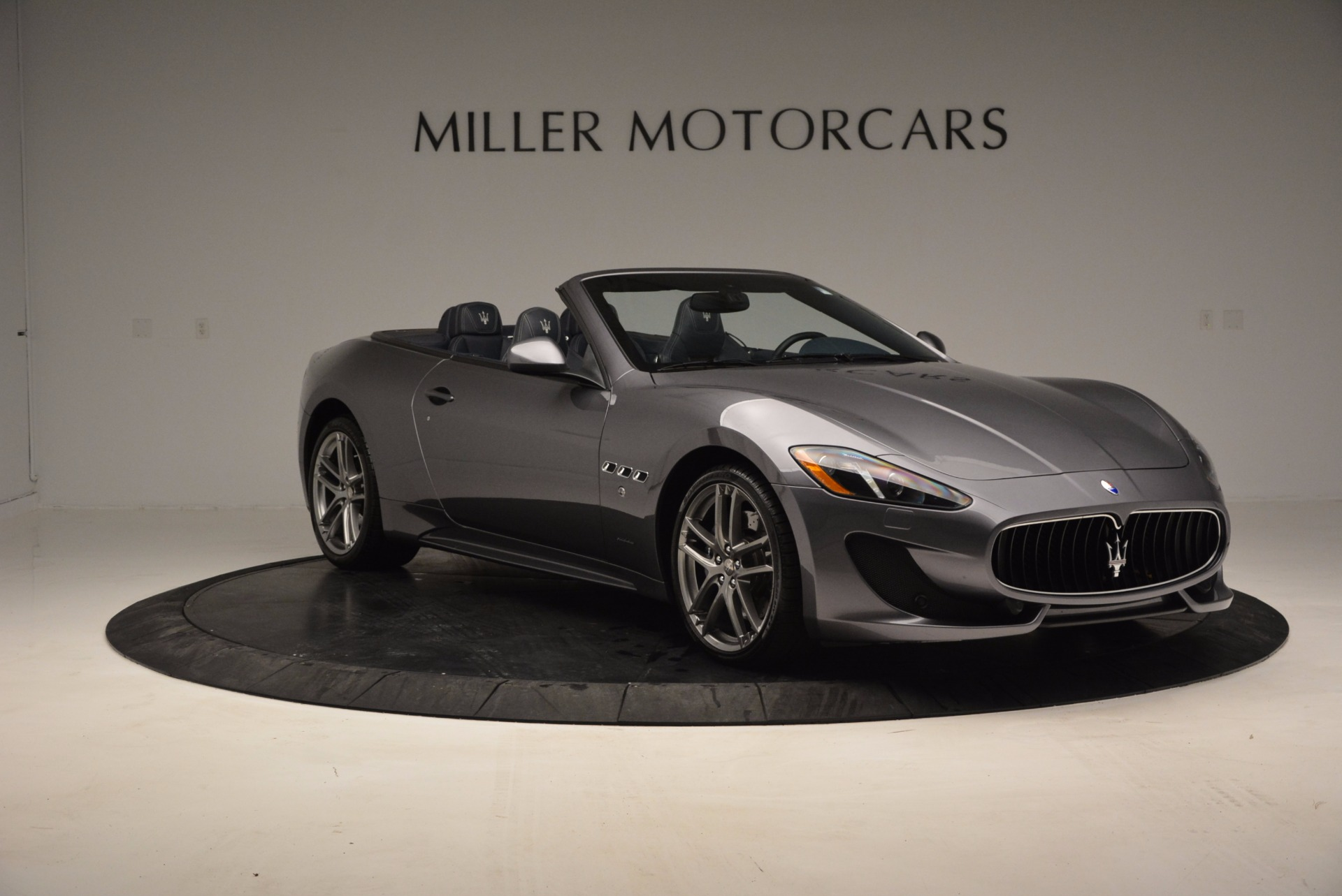 New 2016 Maserati GranTurismo Convertible Sport For Sale In Greenwich, CT. Alfa Romeo of Greenwich, M1455 154_p8