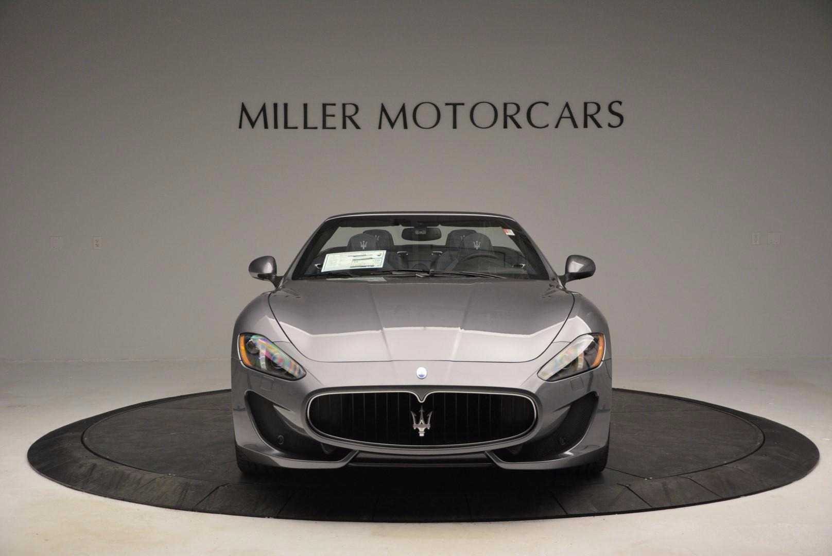 New 2016 Maserati GranTurismo Convertible Sport For Sale In Greenwich, CT. Alfa Romeo of Greenwich, M1455 154_p9
